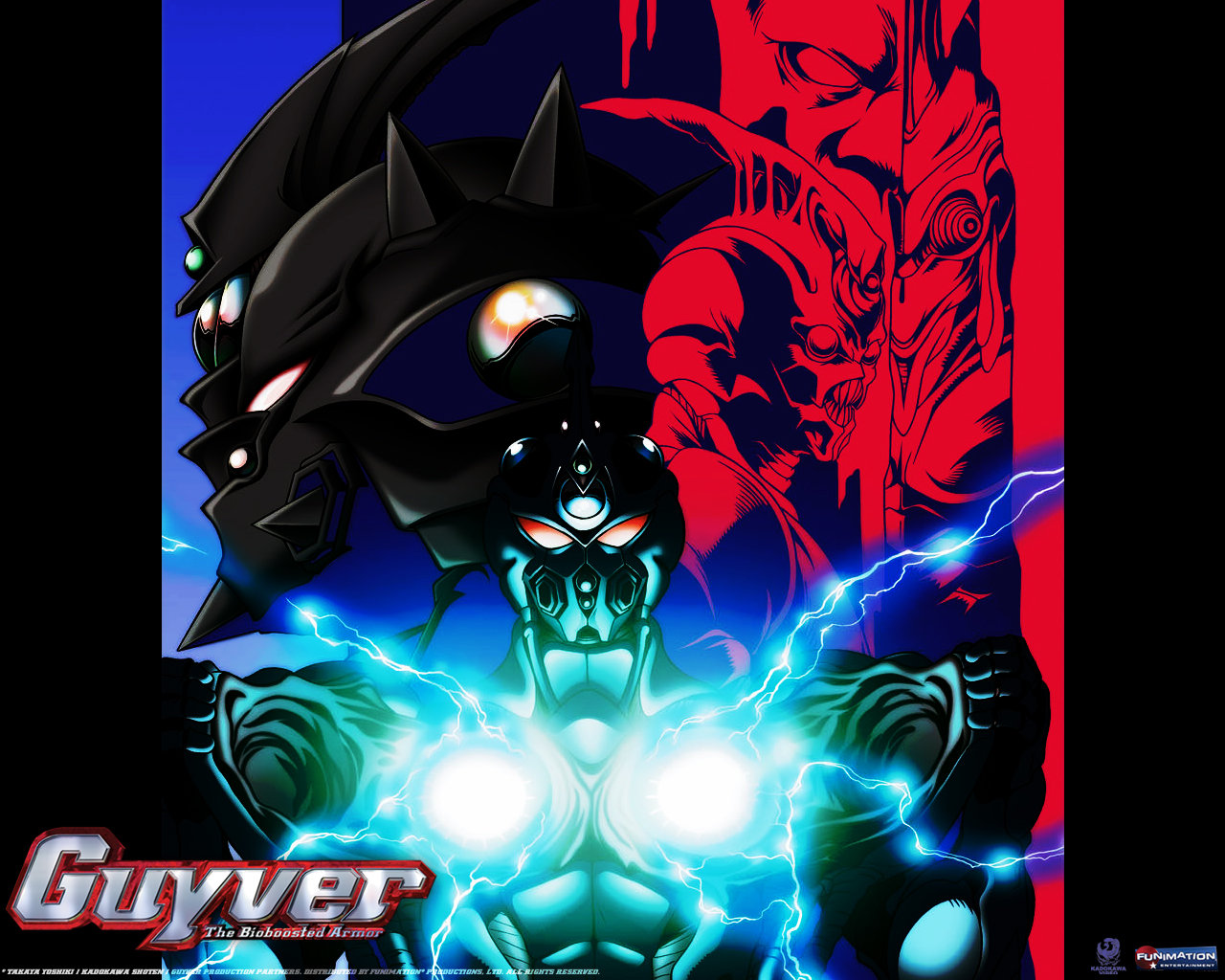 Download hd 1280x1024 Guyver The Bioboosted Armor PC background ID:281942 for free