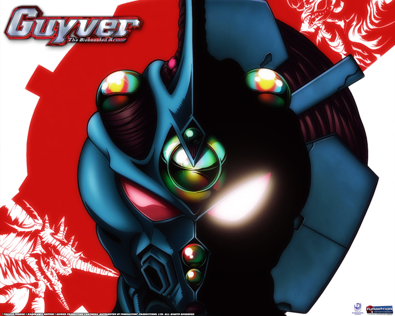 Best Guyver The Bioboosted Armor background ID:281943 for High Resolution hd 1280x1024 PC