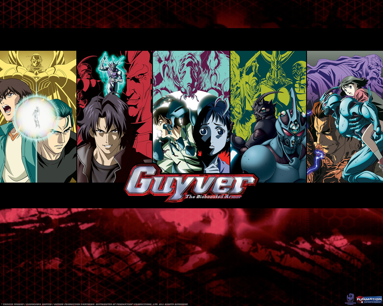 Free Guyver The Bioboosted Armor high quality wallpaper ID:281939 for hd 1280x1024 desktop