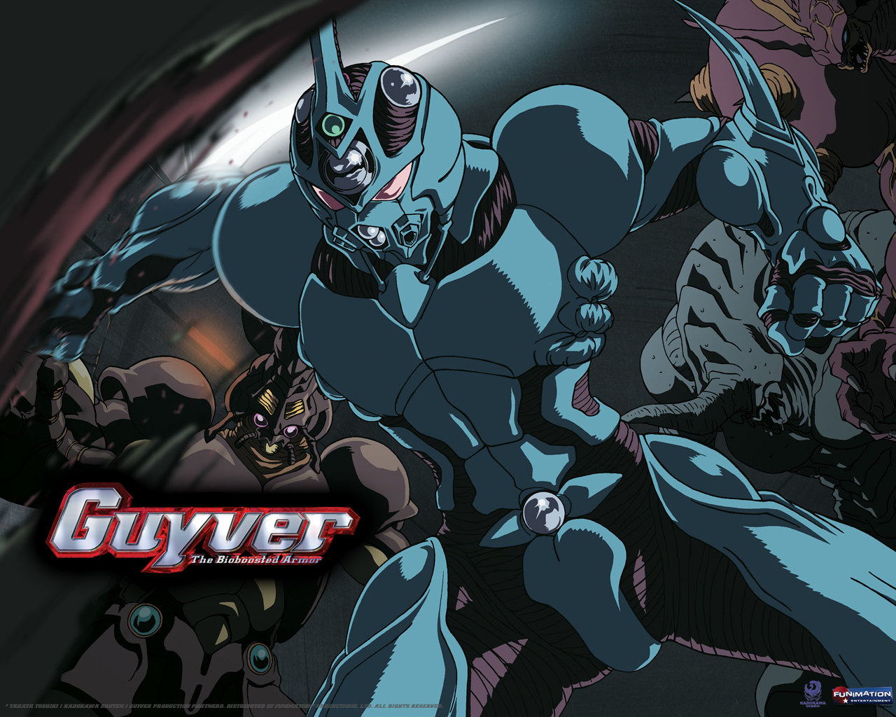Free Guyver The Bioboosted Armor high quality wallpaper ID:281940 for hd 1280x1024 PC