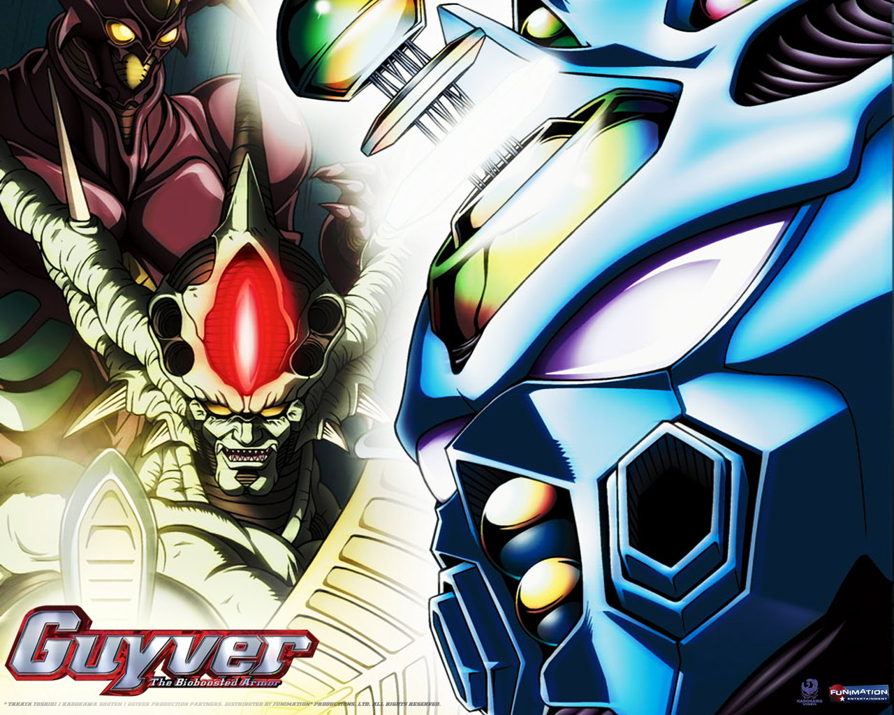 Best Guyver The Bioboosted Armor wallpaper ID:281941 for High Resolution hd 1280x1024 computer