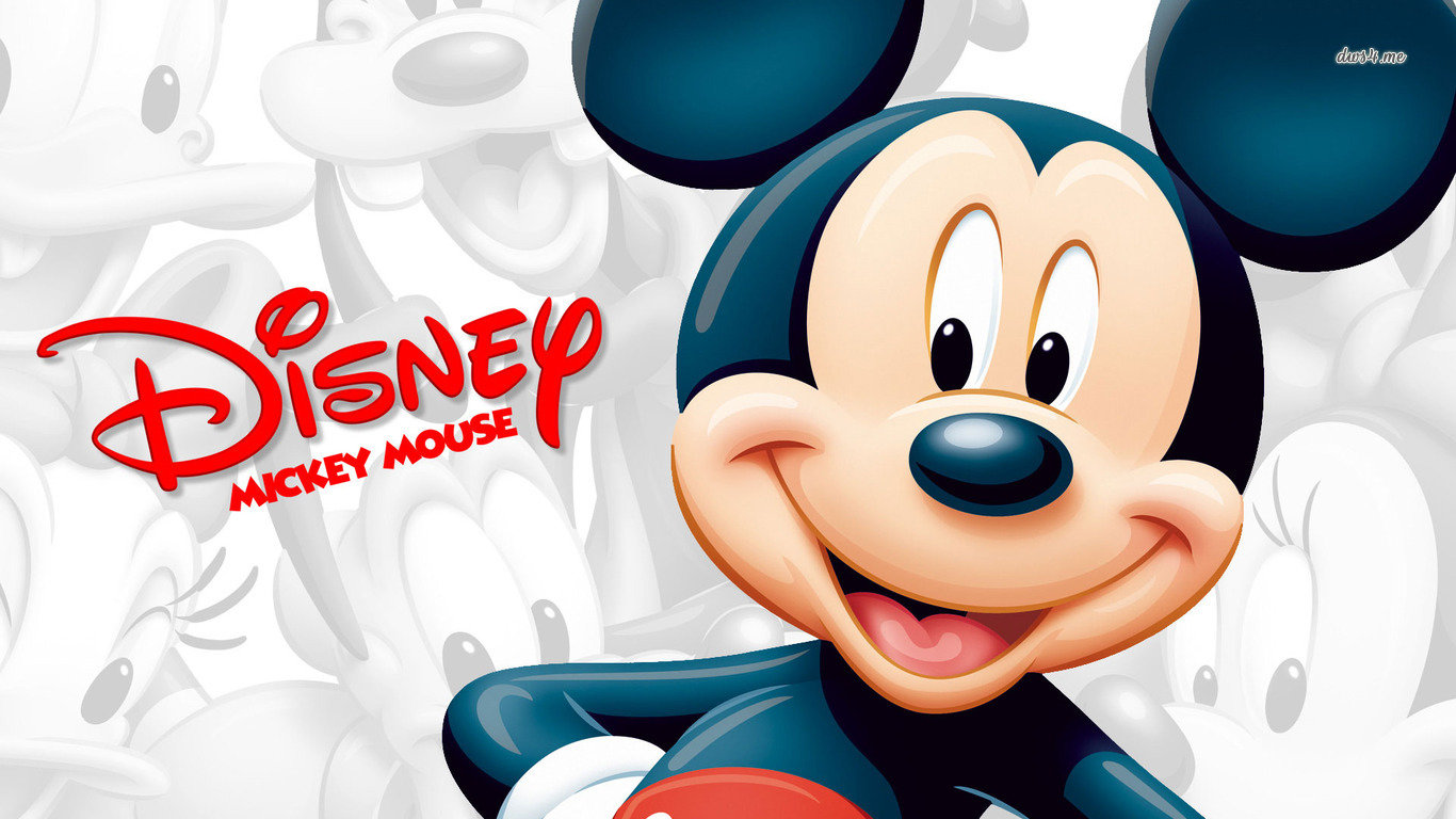 Best Mickey Mouse Wallpaper Id 303787 For High Resolution Hd 1366x768 Pc
