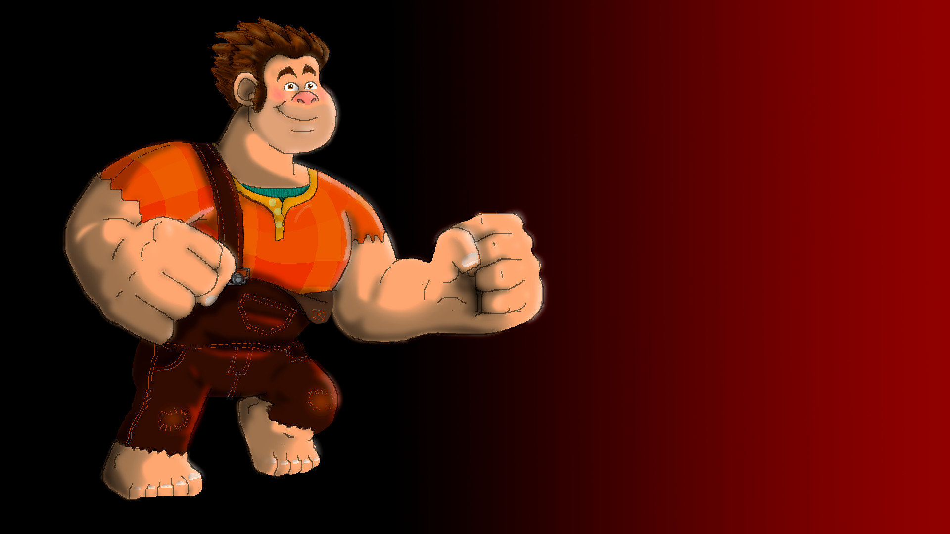 High Resolution Wreck It Ralph 1080p Wallpaper ID394962 For PC