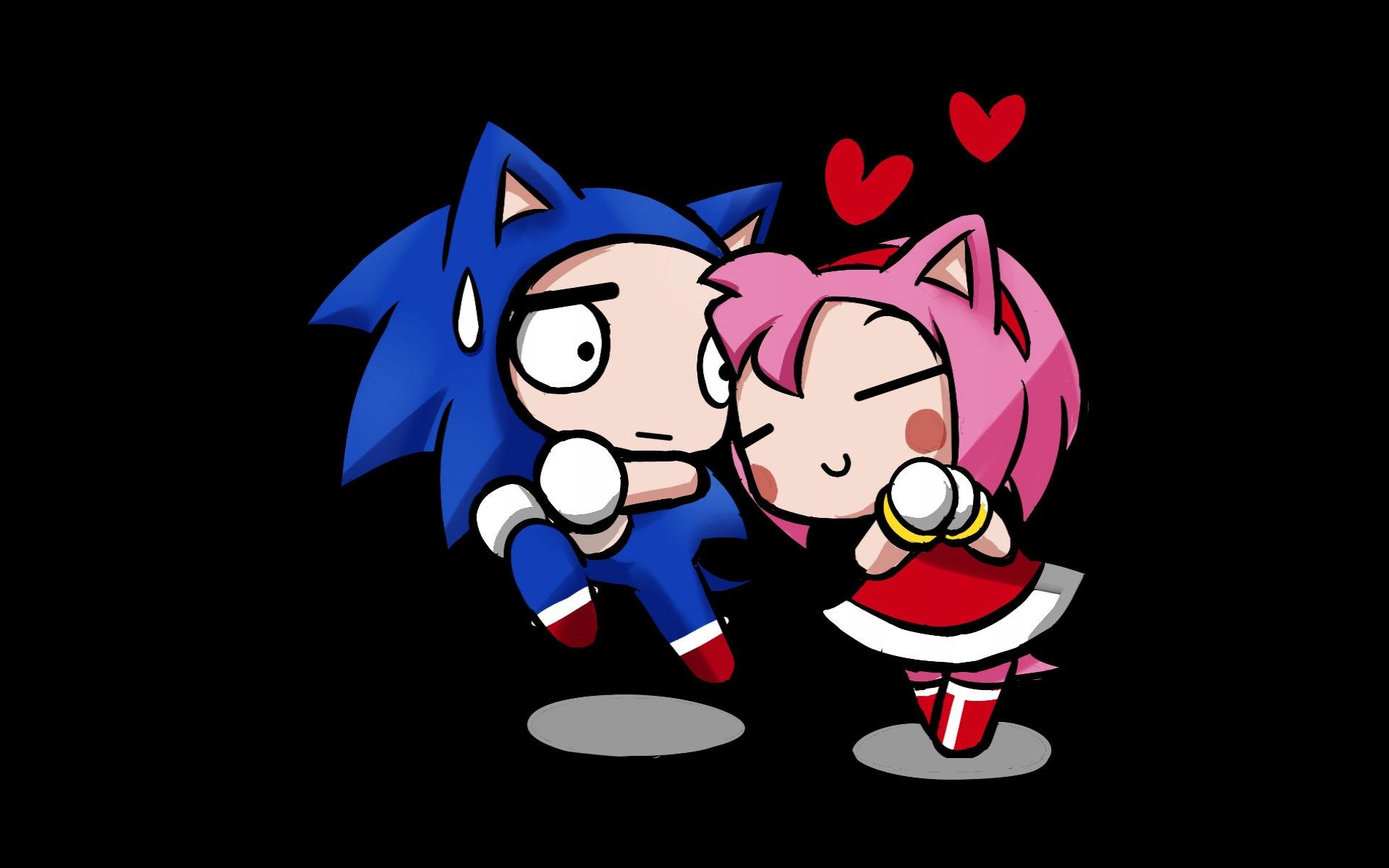 Amy rose wallpapers hd for desktop backgrounds free amy rose high quality wallpaper id52098 for hd 1920x1200 pc voltagebd Gallery