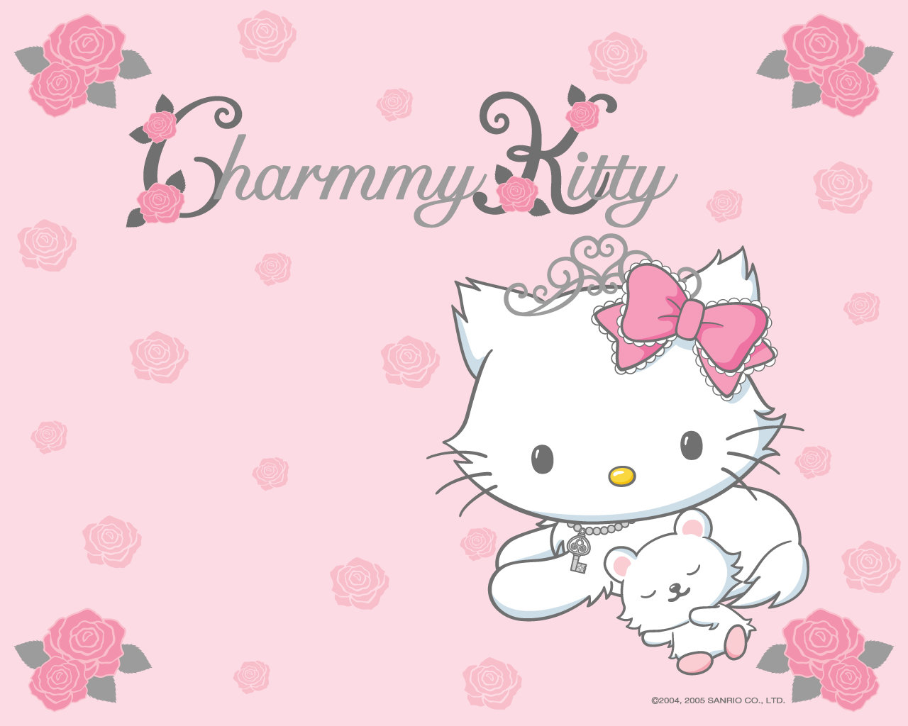 Hello Kitty Wallpapers 1280x1024 Desktop Backgrounds