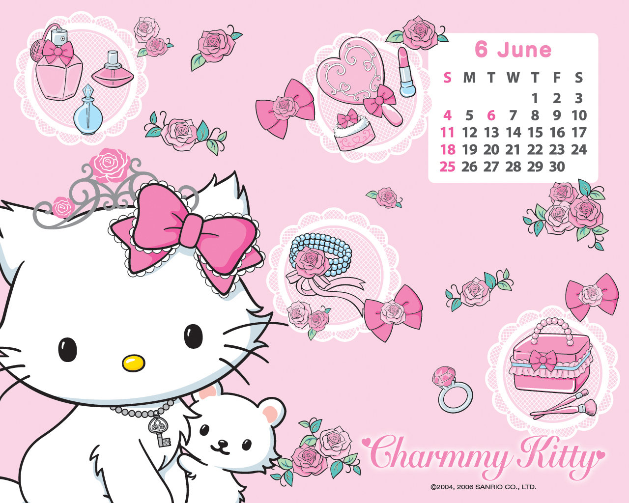 Awesome Hello Kitty free wallpaper ID:93339 for hd 1280x1024 PC