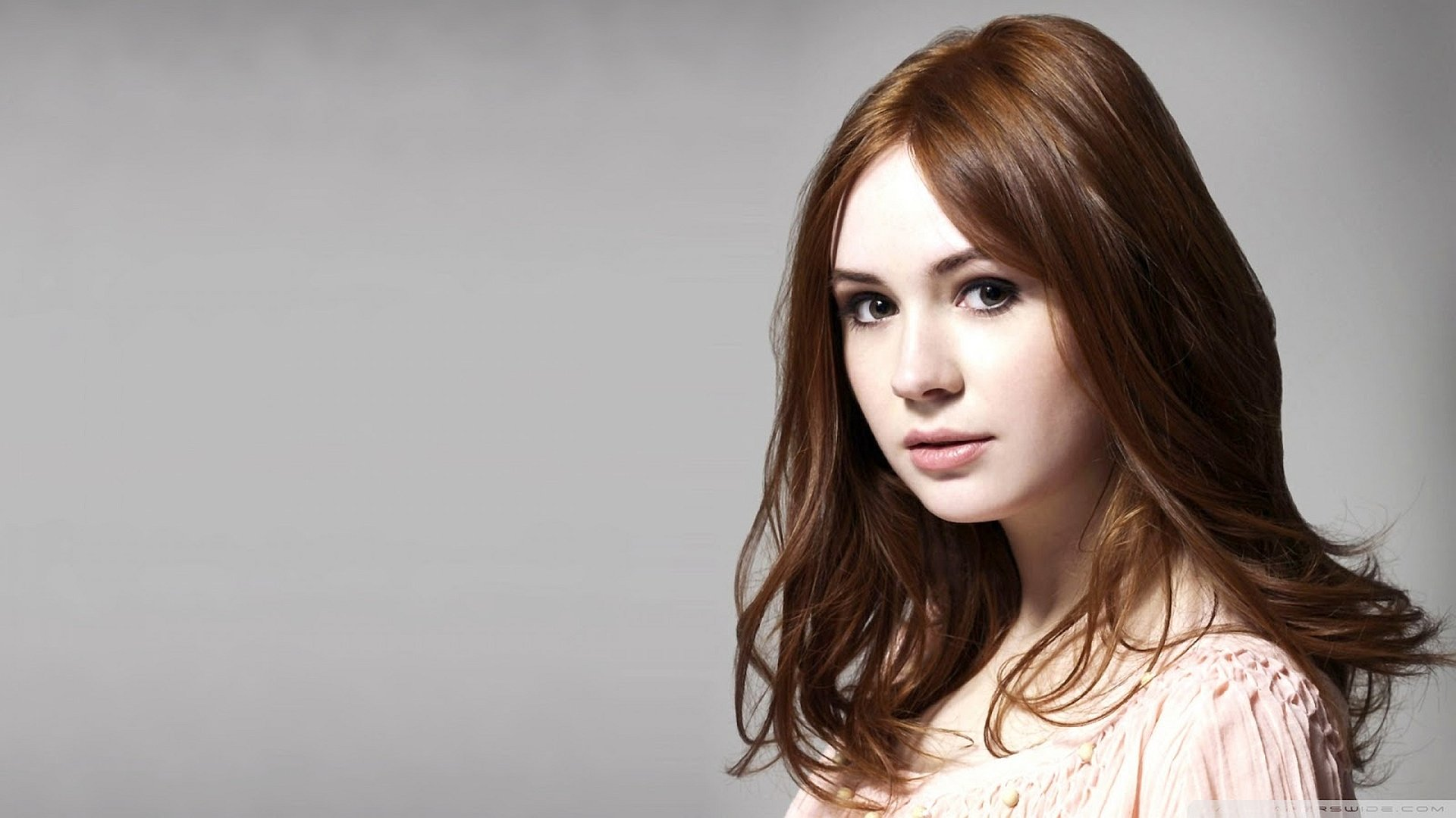 Download hd 1920x1080 Karen Gillan desktop wallpaper ID:158449 for free
