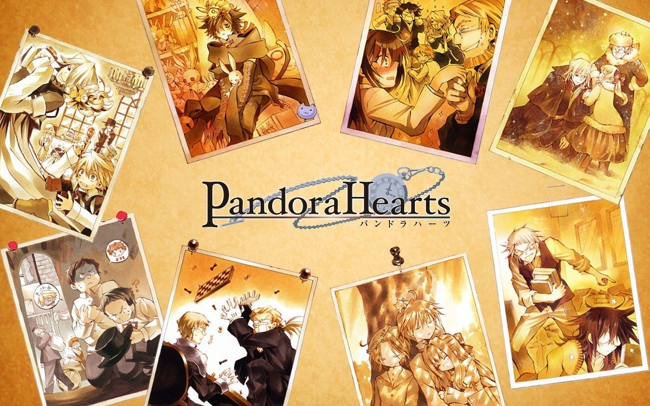 Awesome Pandora Hearts free background ID:48947 for hd 1280x800 desktop