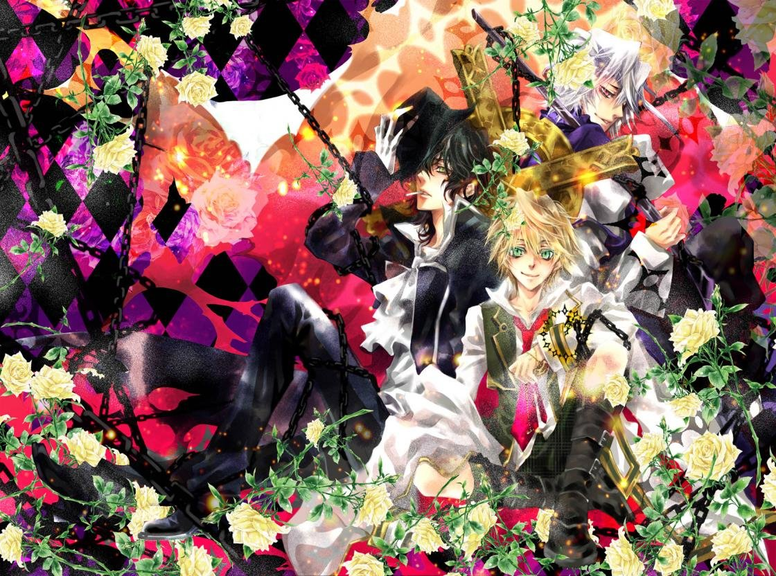 Awesome Pandora Hearts free wallpaper ID:48945 for hd 1120x832 PC