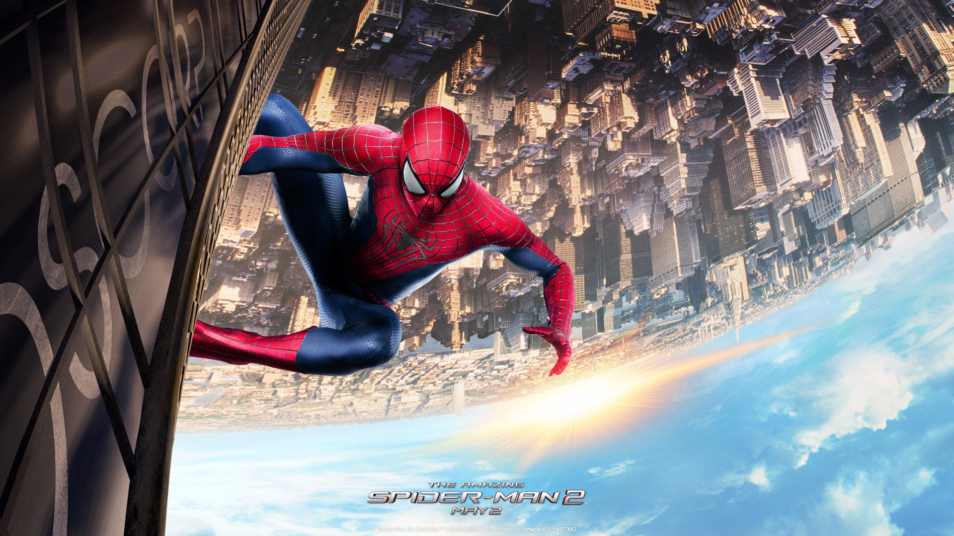High Resolution The Amazing Spider Man 2 1080p Wallpaper ID102237 For Desktop 1920x1080