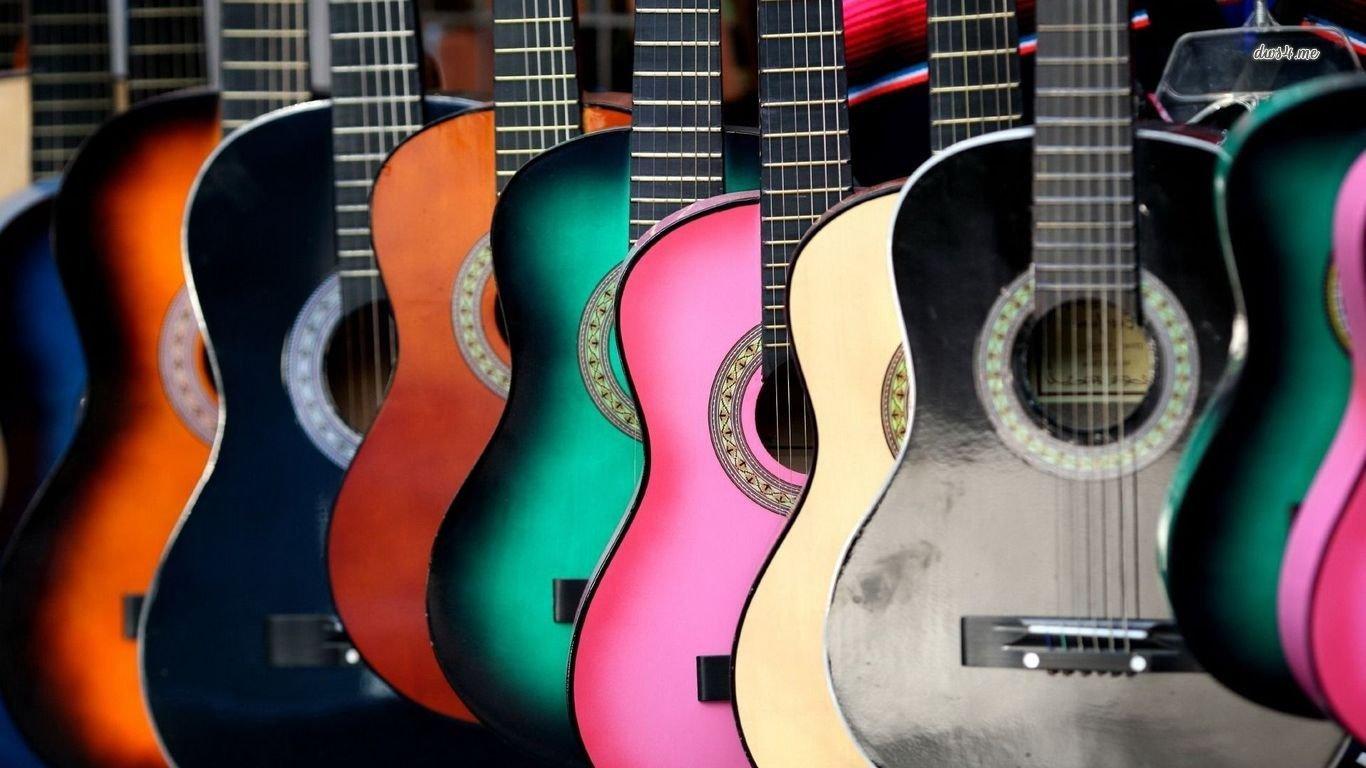 Guitar Wallpapers Hd For Desktop Backgrounds