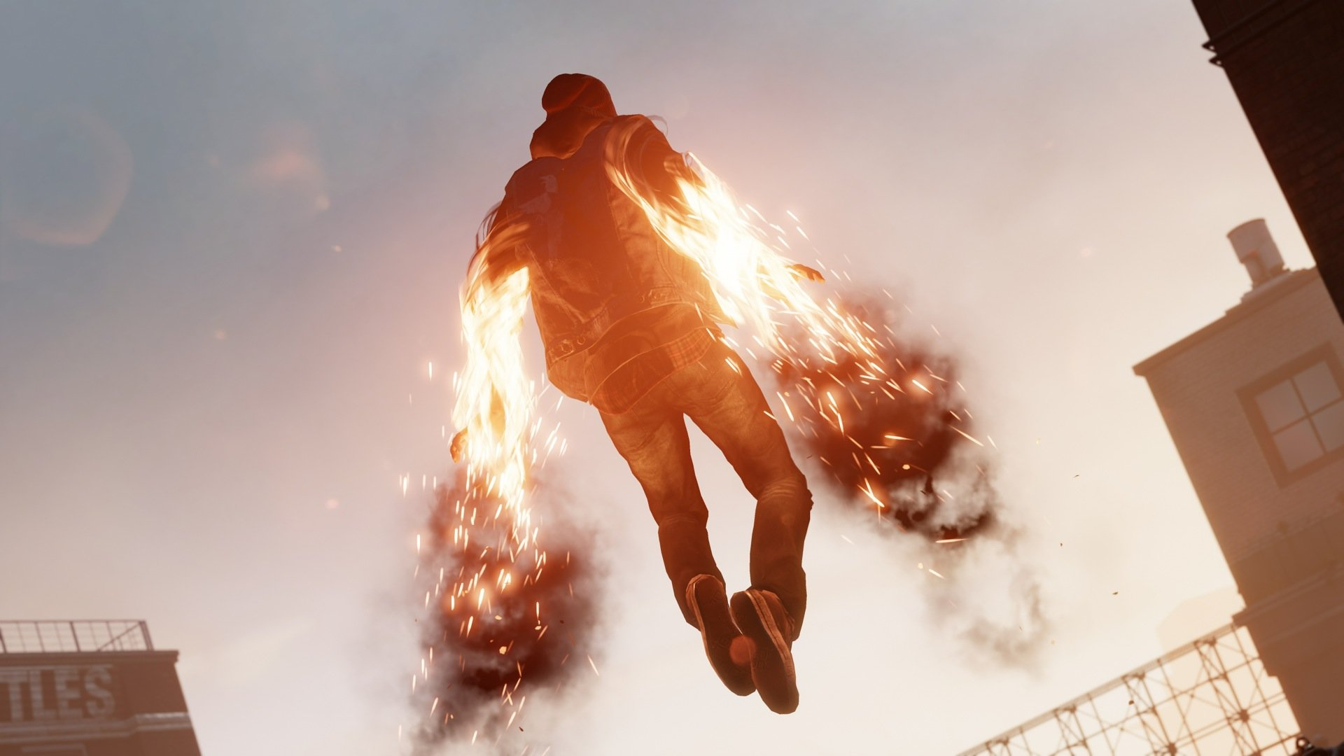 Infamous Second Son Wallpapers 1920x1080 Full Hd 1080p Desktop