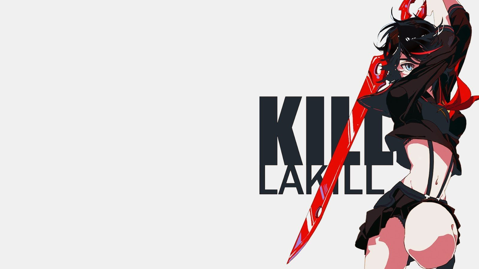 High resolution Kill La Kill hd 1600x900 background ID:118853 for PC