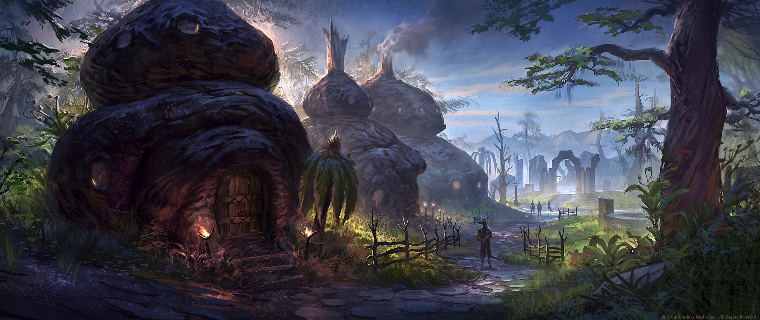 Free Download The Elder Scrolls Online Wallpaper Id 446037 Hd