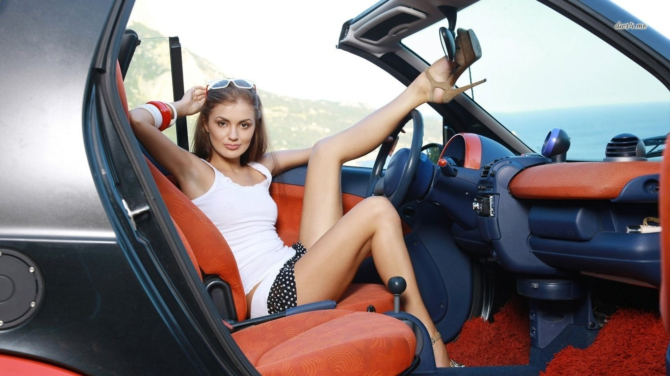 Free Download Girls And Cars Wallpaper ID219067 Hd 1366x768 For Desktop