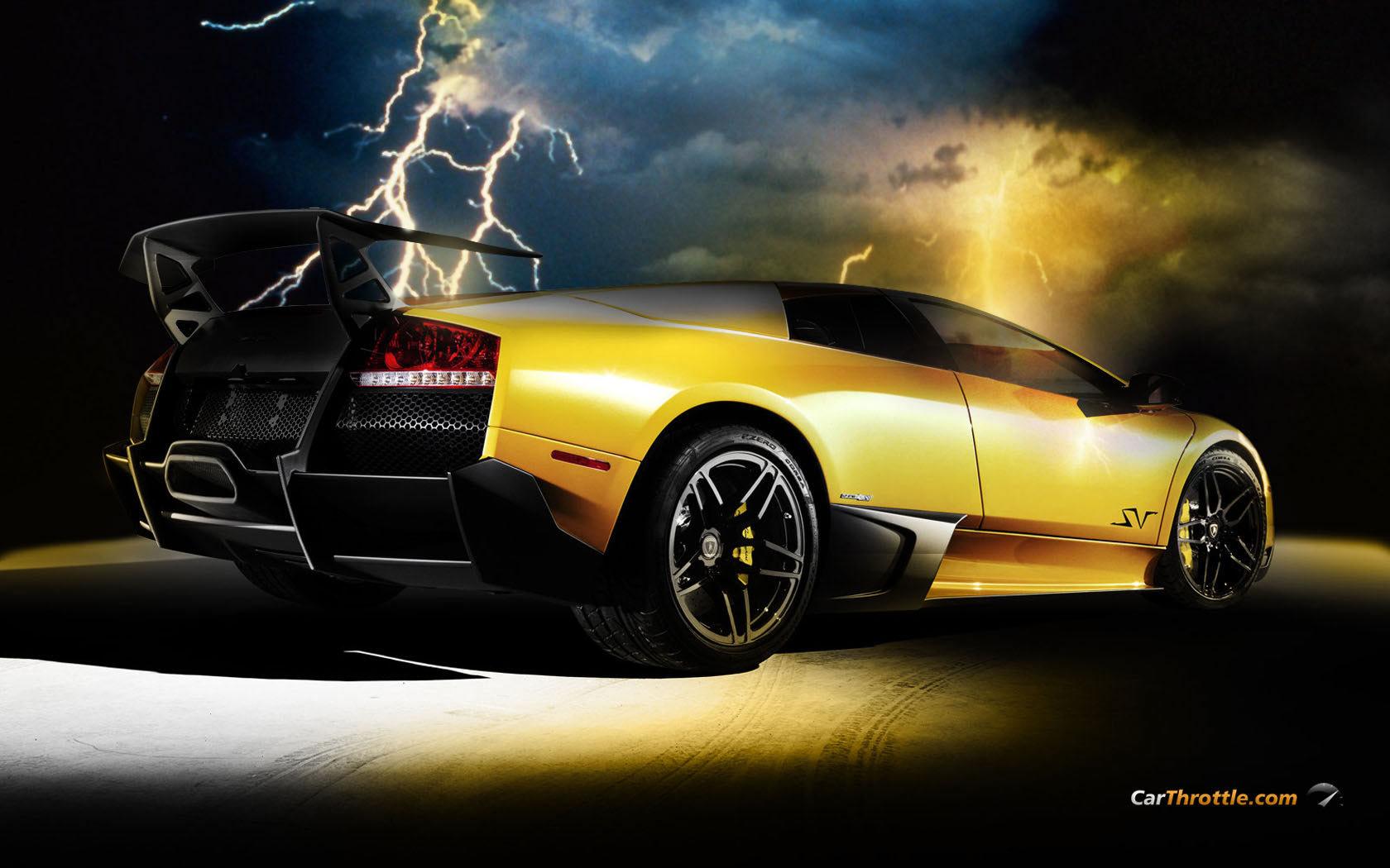 Download Hd 1680x1050 Lamborghini Murcielago Computer Wallpaper ID:155300  For Free