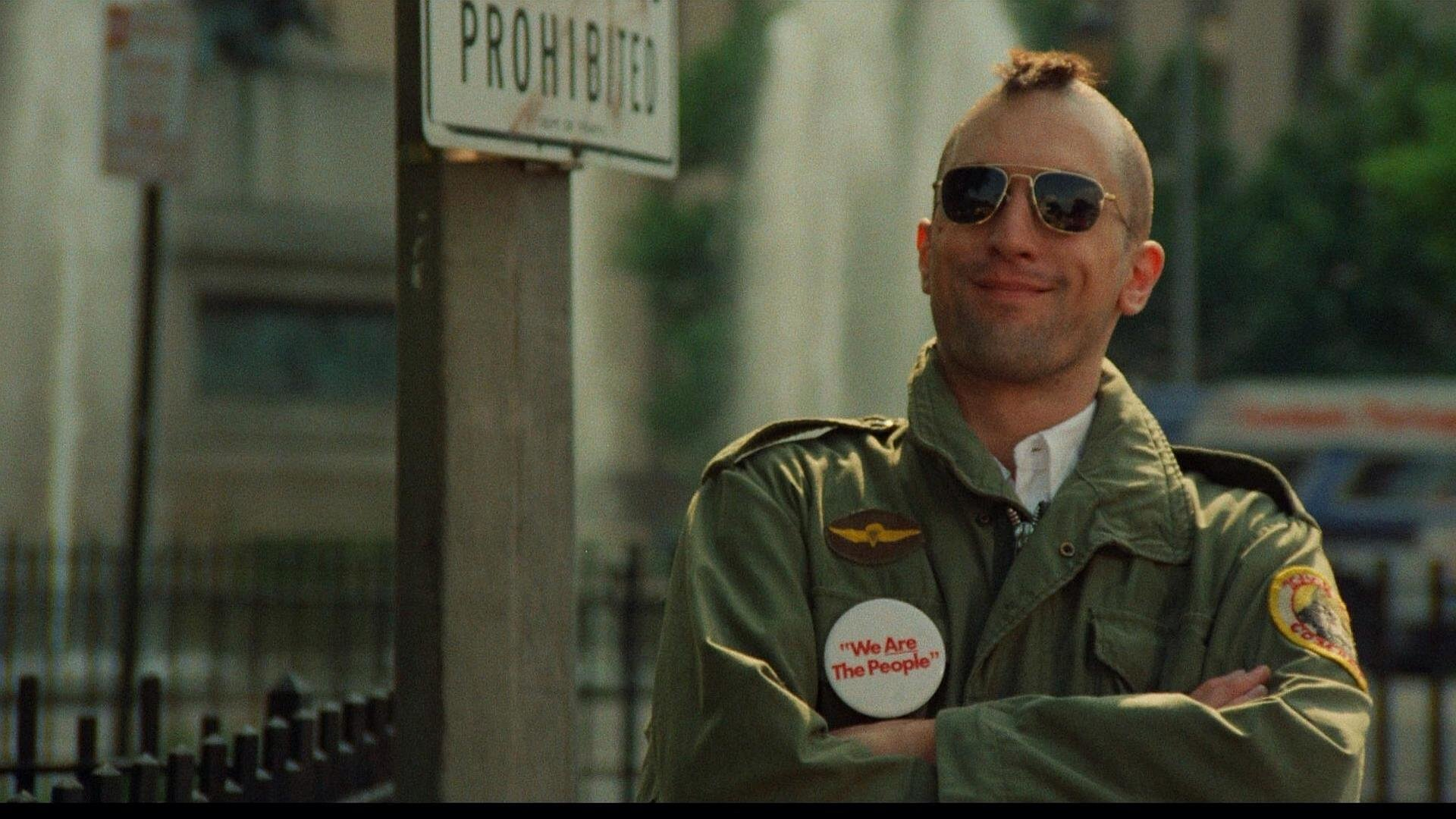 High resolution Taxi Driver hd 1920x1080 wallpaper ID:52447 for PC
