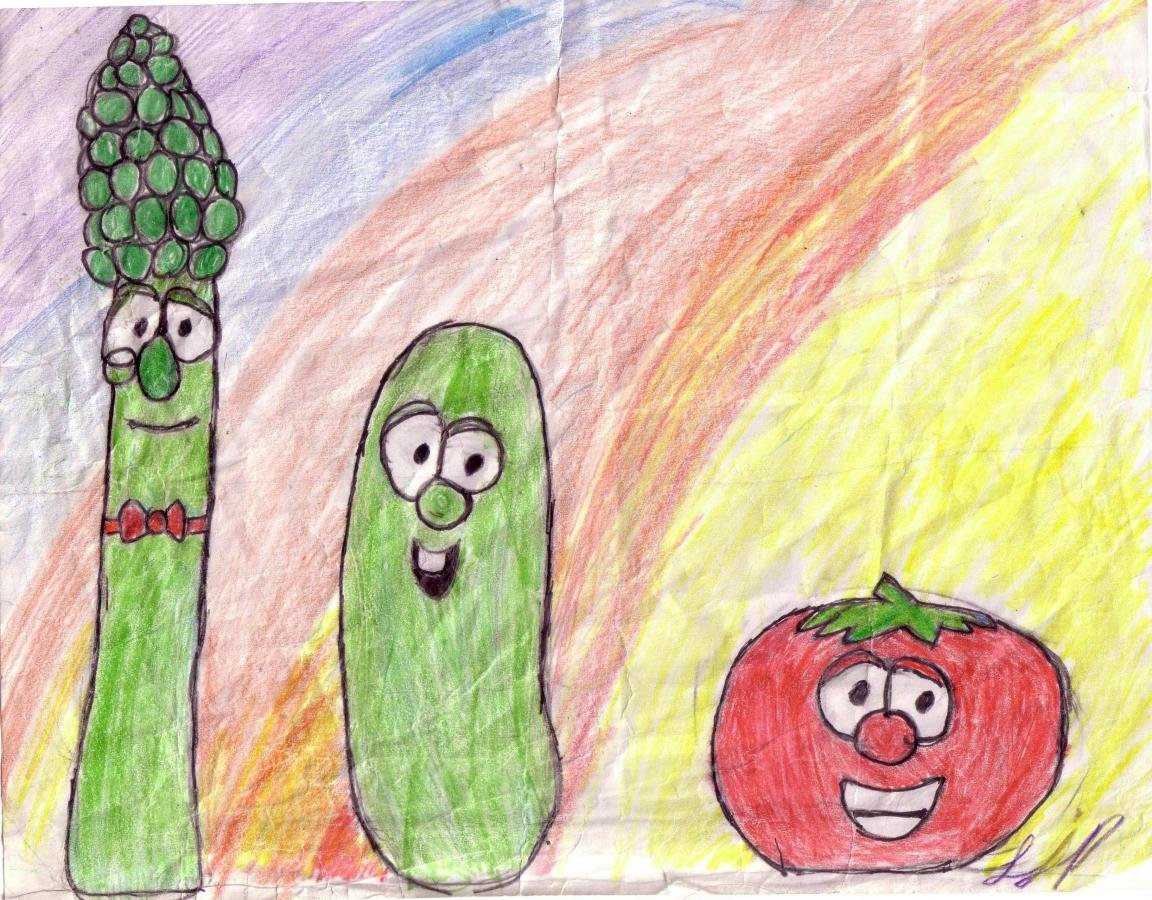 High resolution VeggieTales hd 1152x900 background ID:28867 for desktop