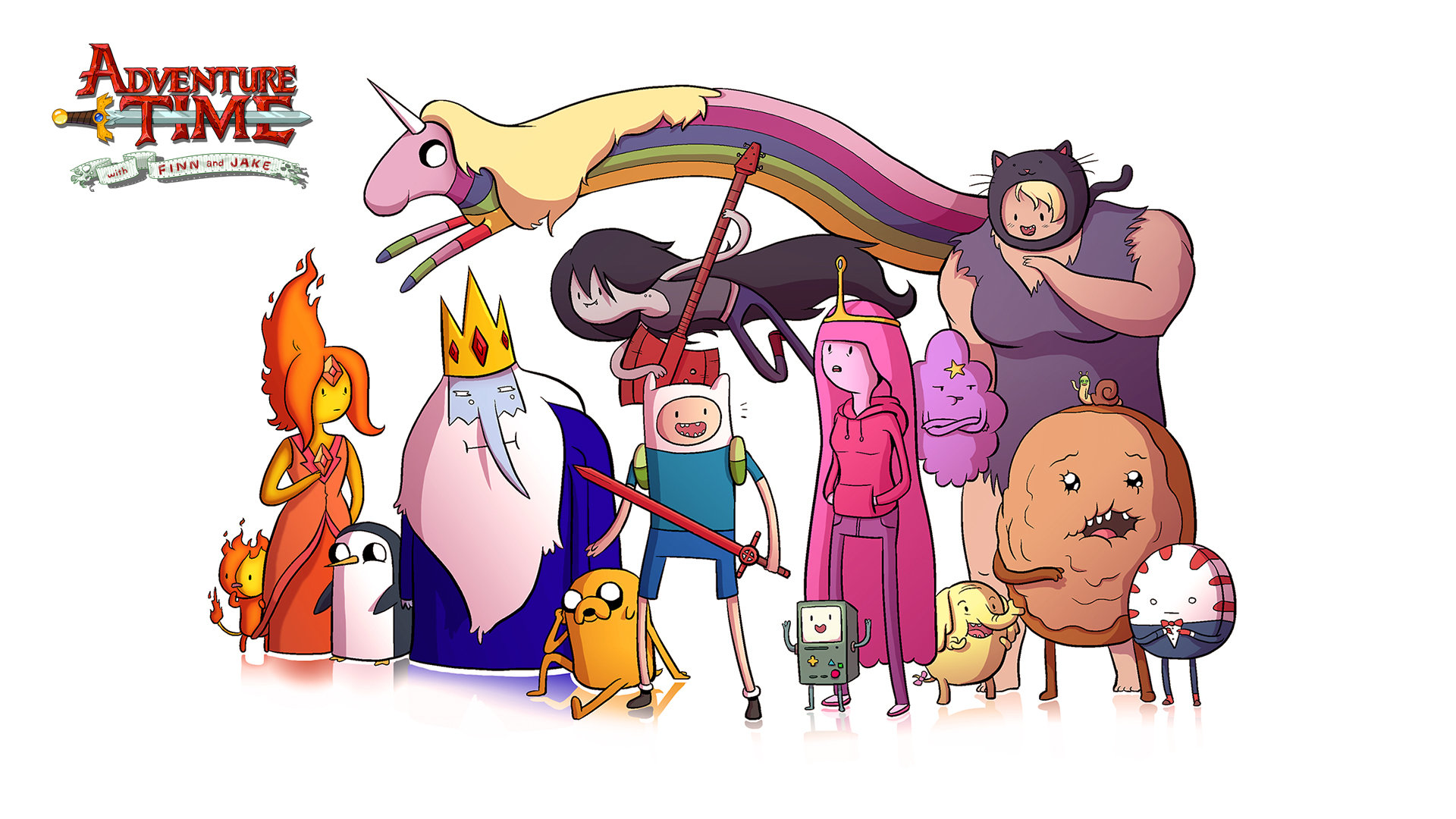 Adventure Time Wallpapers 1920x1080 Full Hd 1080p Desktop Backgrounds