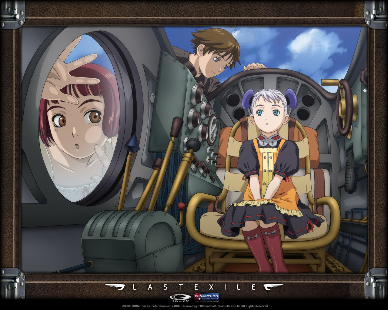 Awesome Last Exile free wallpaper ID:156894 for hd 1280x1024 computer