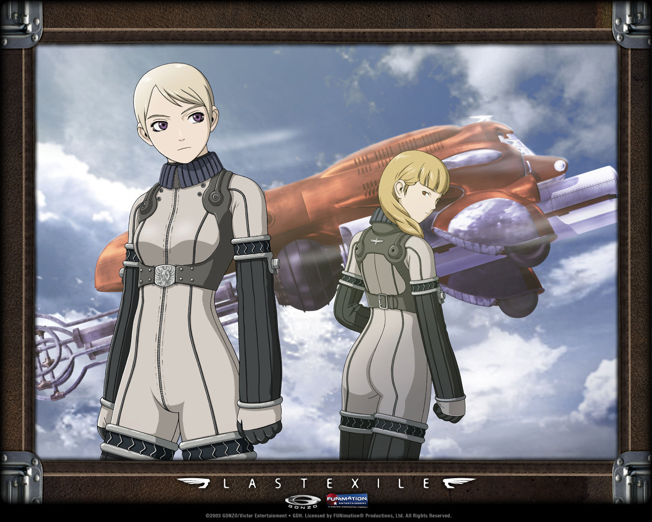 Free Last Exile high quality wallpaper ID:156895 for hd 1280x1024 PC