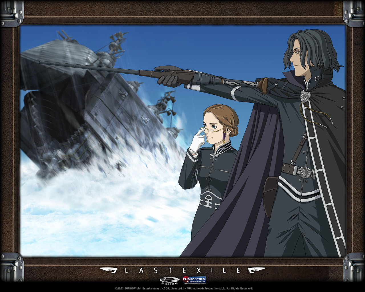 Awesome Last Exile free wallpaper ID:156903 for hd 1280x1024 desktop