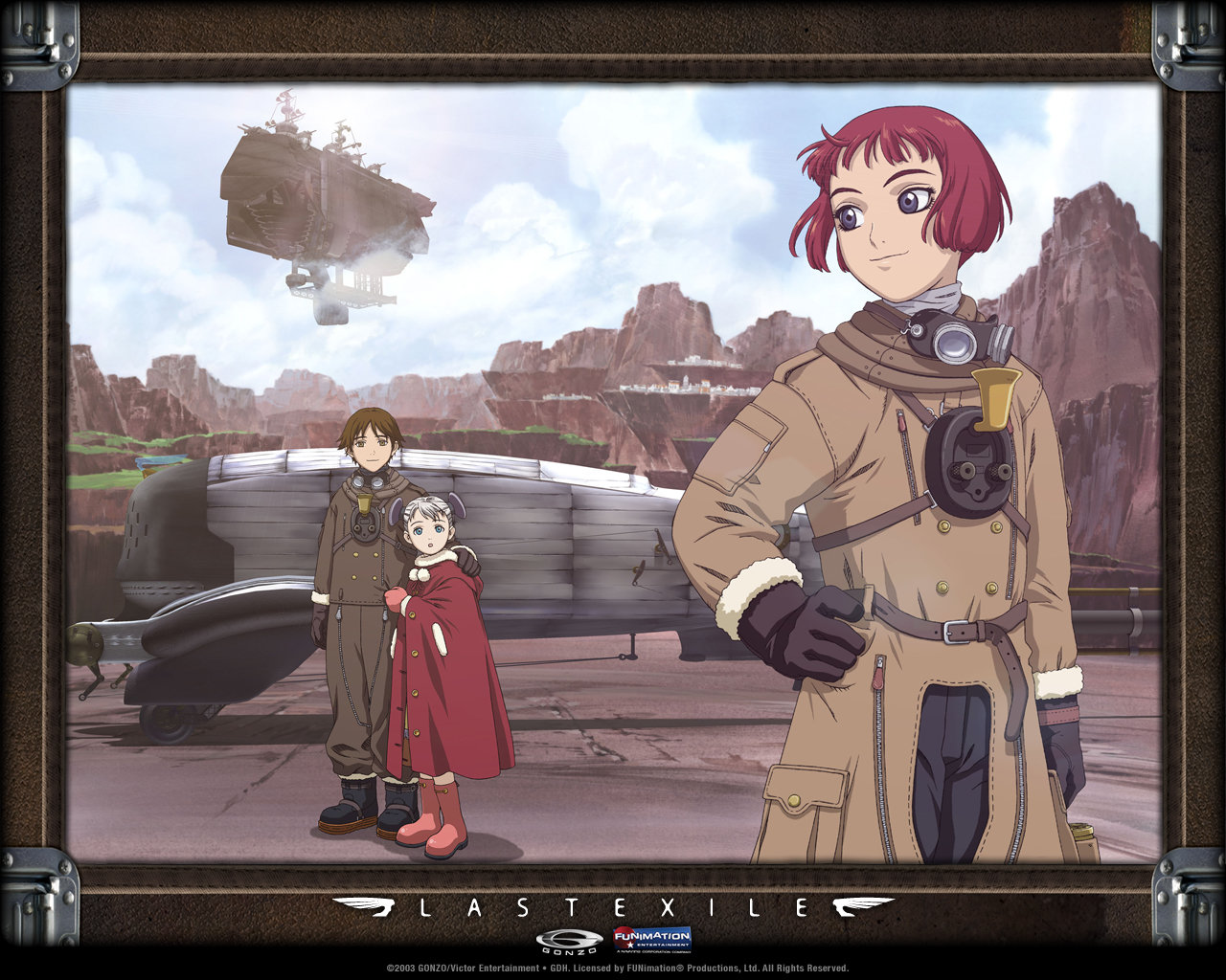 Best Last Exile wallpaper ID:156904 for High Resolution hd 1280x1024 computer