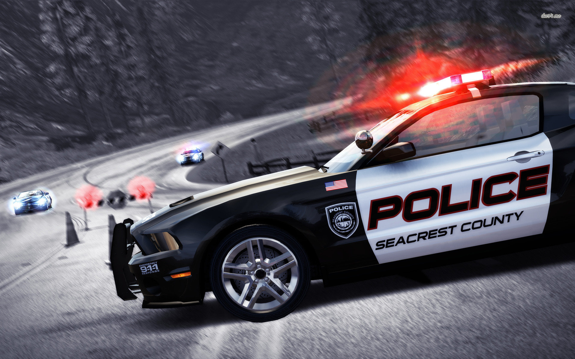 Need For Speed Hot Pursuit Wallpapers 1920x1200 Desktop Backgrounds