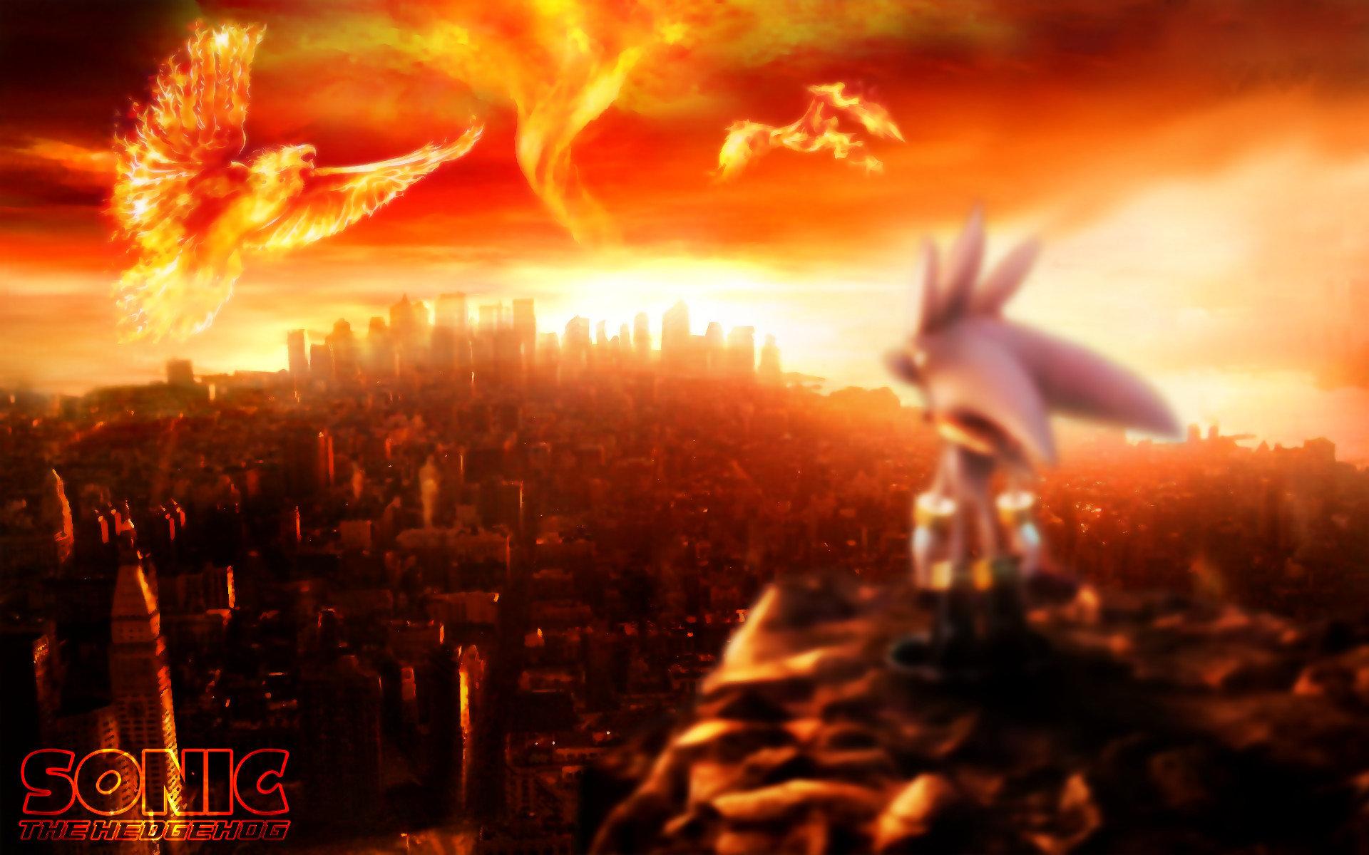 Sonic The Hedgehog 2006 Wallpapers Hd For Desktop Backgrounds