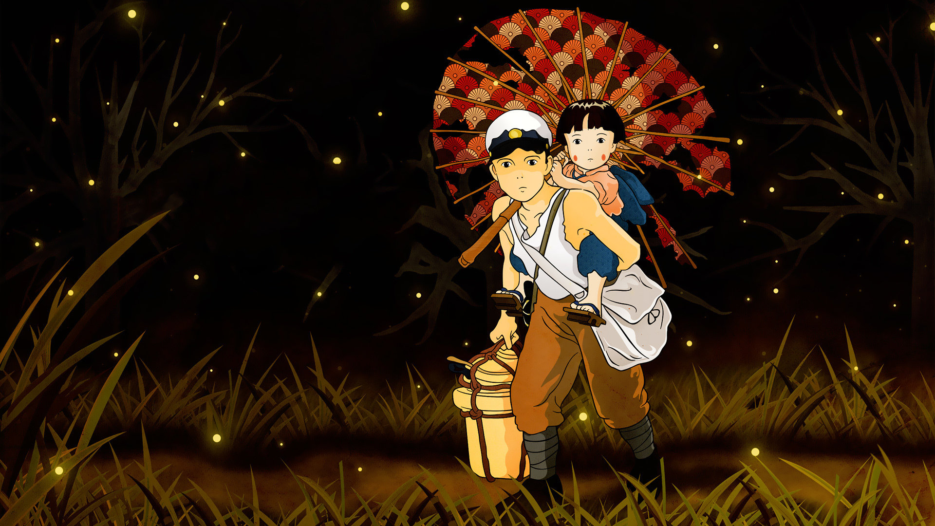 Grave Of The Fireflies Wallpapers Hd For Desktop Backgrounds
