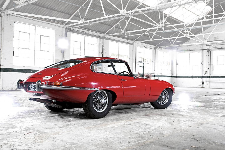 Jaguar E Type Wallpapers Hd For Desktop Backgrounds