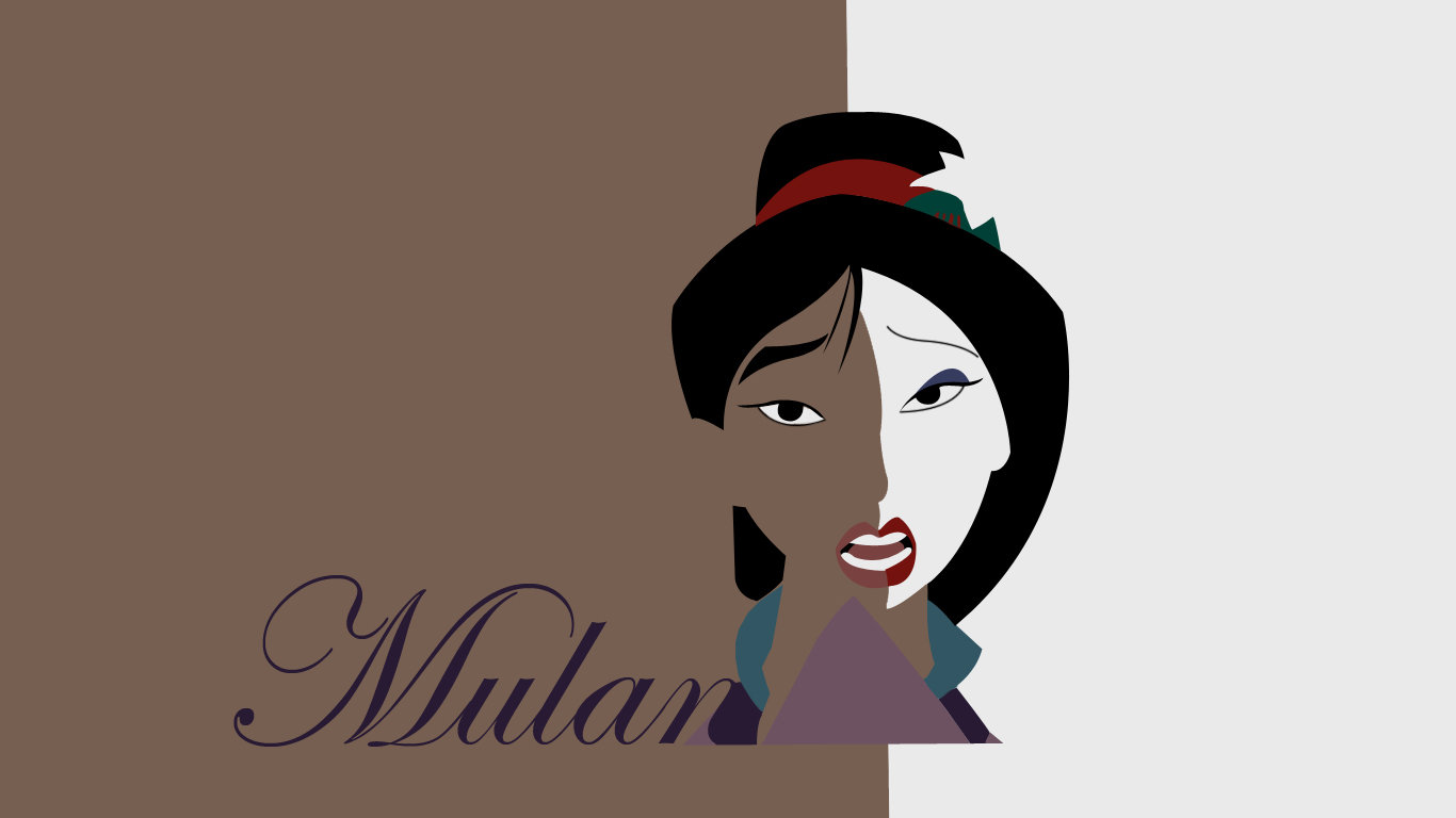 Mulan Wallpapers 1366x768 Laptop Desktop Backgrounds