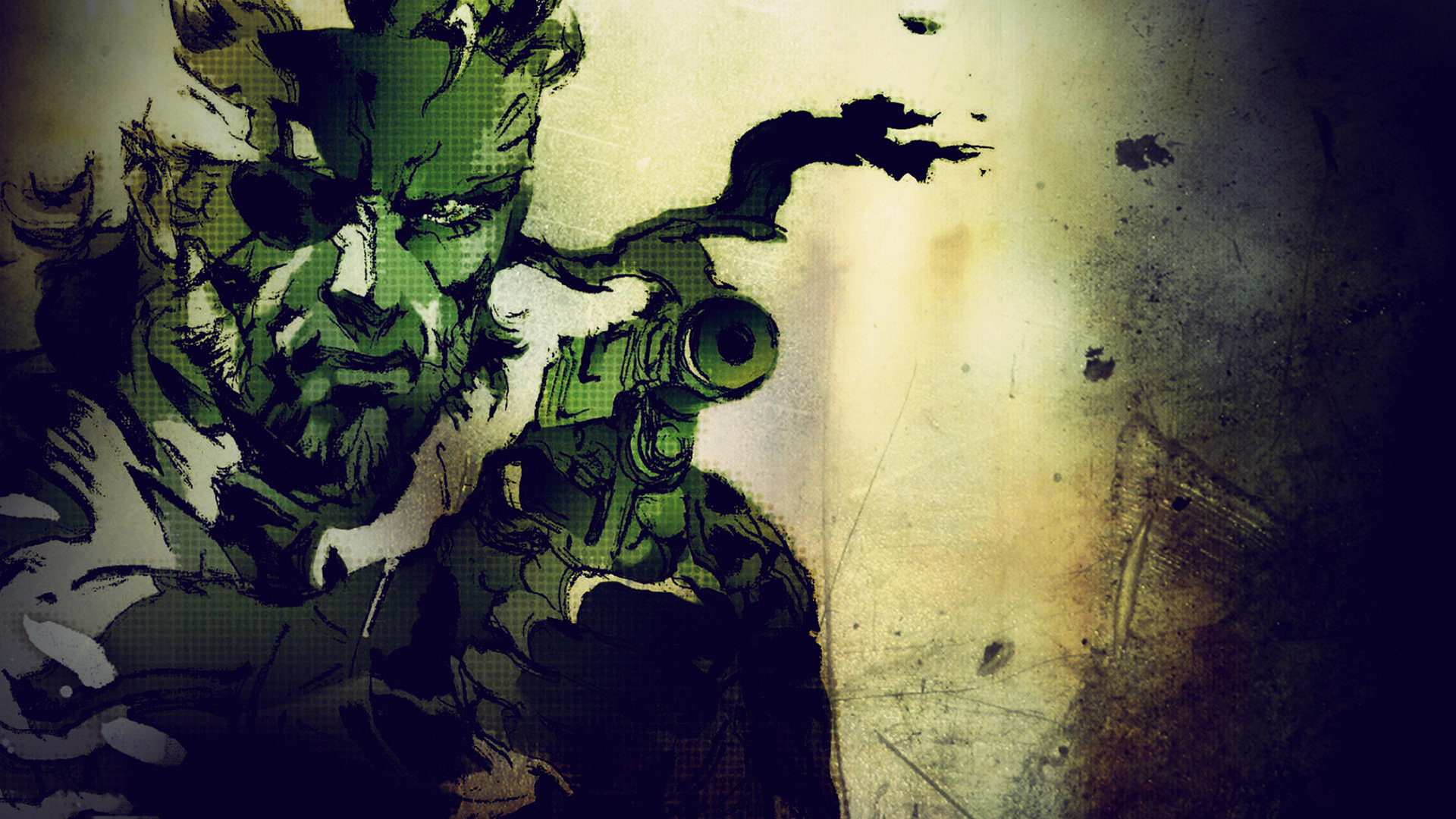 awesome solid snake free wallpaper id 120992 for full hd 1080p pc