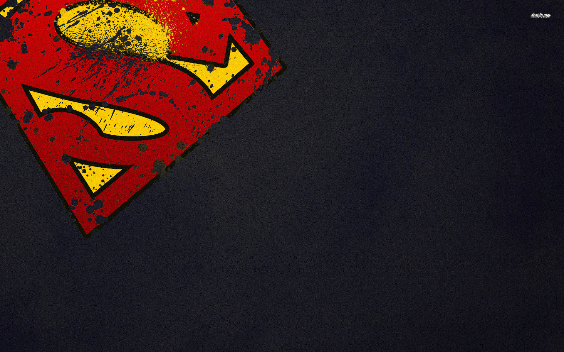 Best Superman Logo background ID:456433 for High Resolution hd 1920x1200 PC