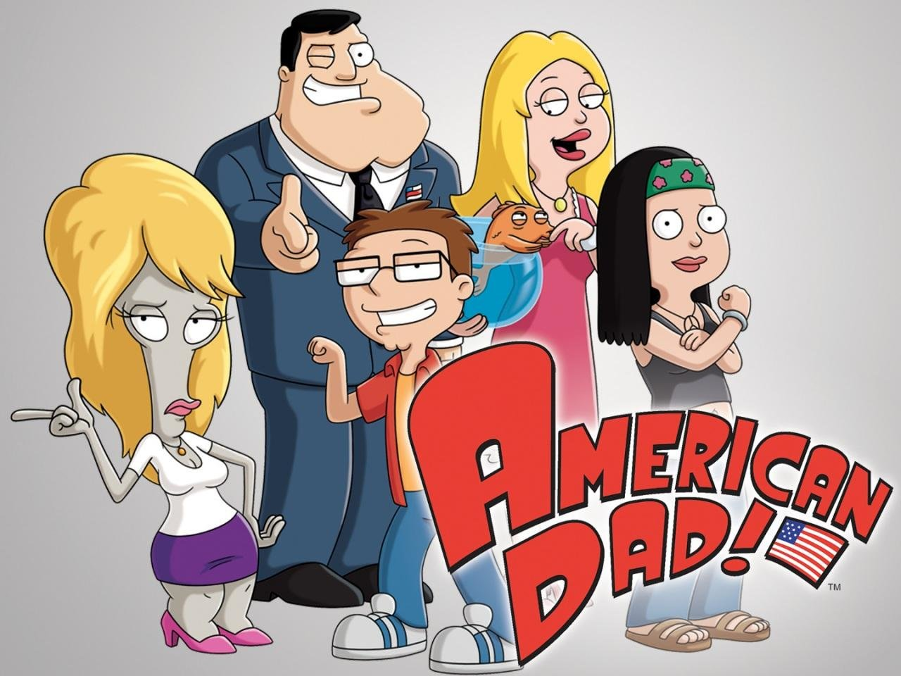 Download hd 1280x960 American Dad! computer background ID:196256 for free