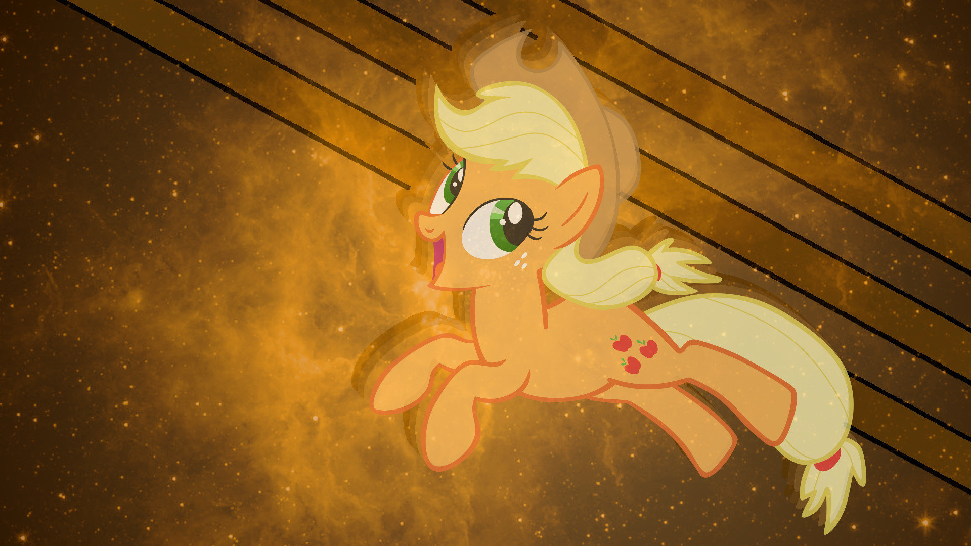 Awesome Applejack (My Little Pony) free background ID:154632 for hd 1920x1080 computer