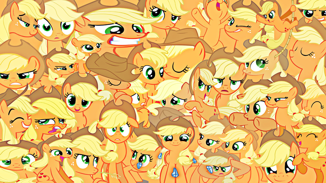 Awesome Applejack My Little Pony Free Wallpaper Id 154633 For