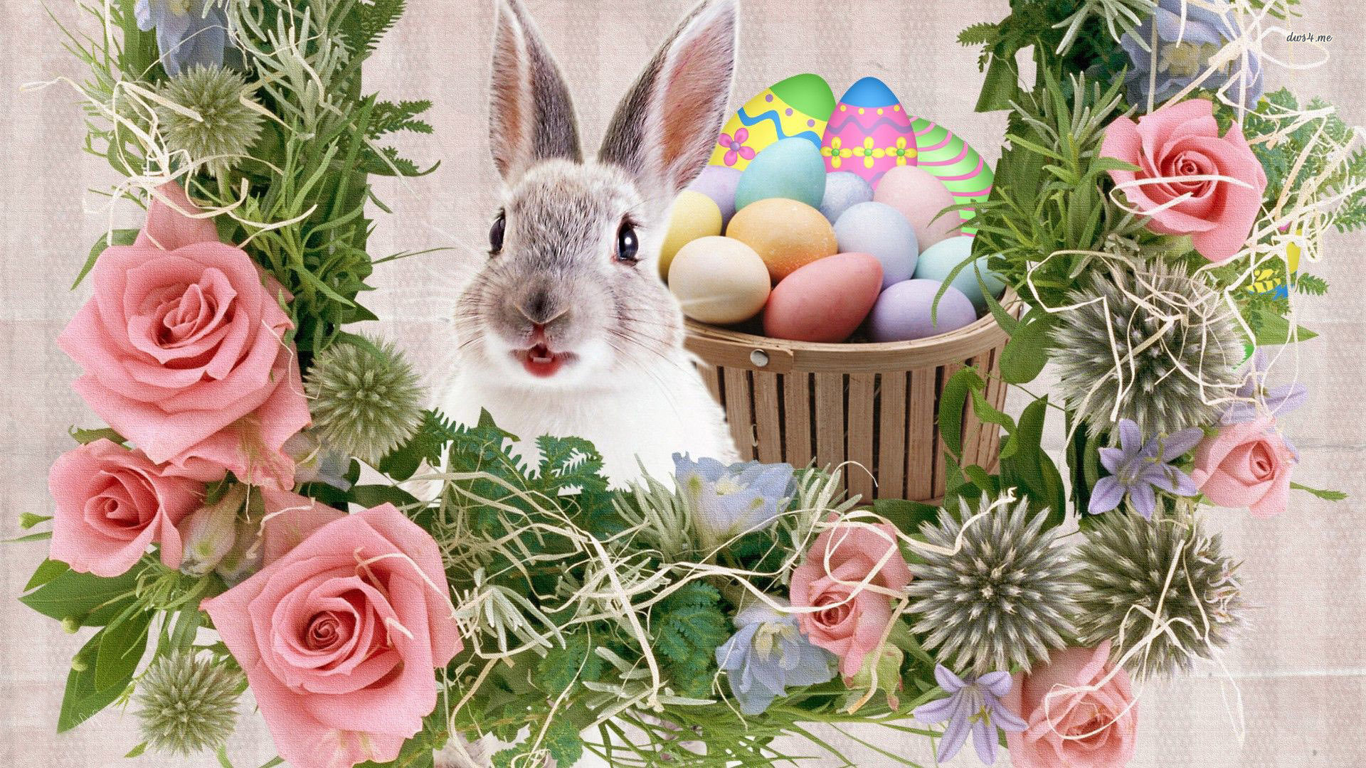 High resolution Easter hd 1080p background ID:324597 for PC