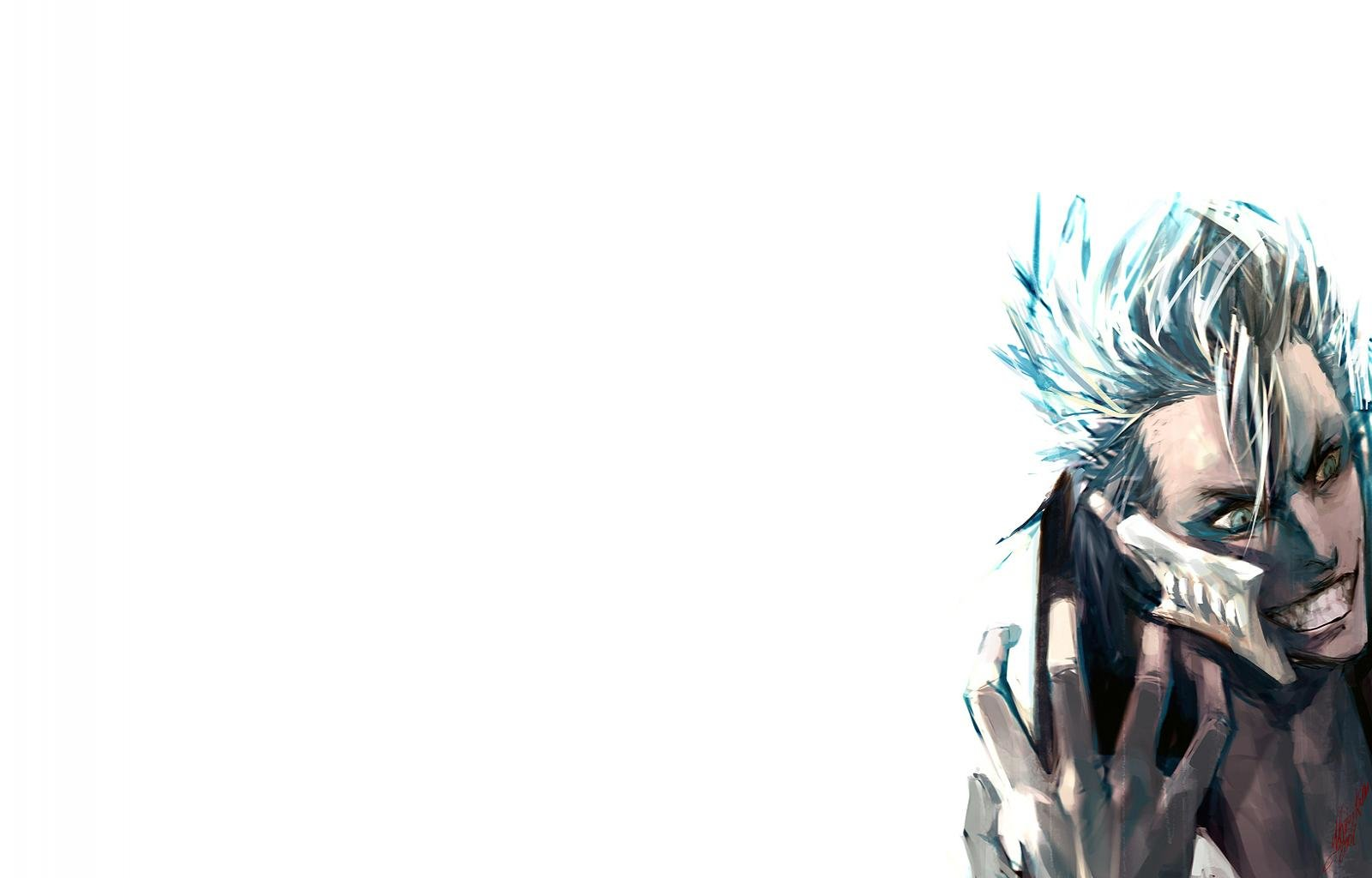Free download Grimmjow Jaegerjaquez wallpaper ID:419305 hd 1600x1024 for PC