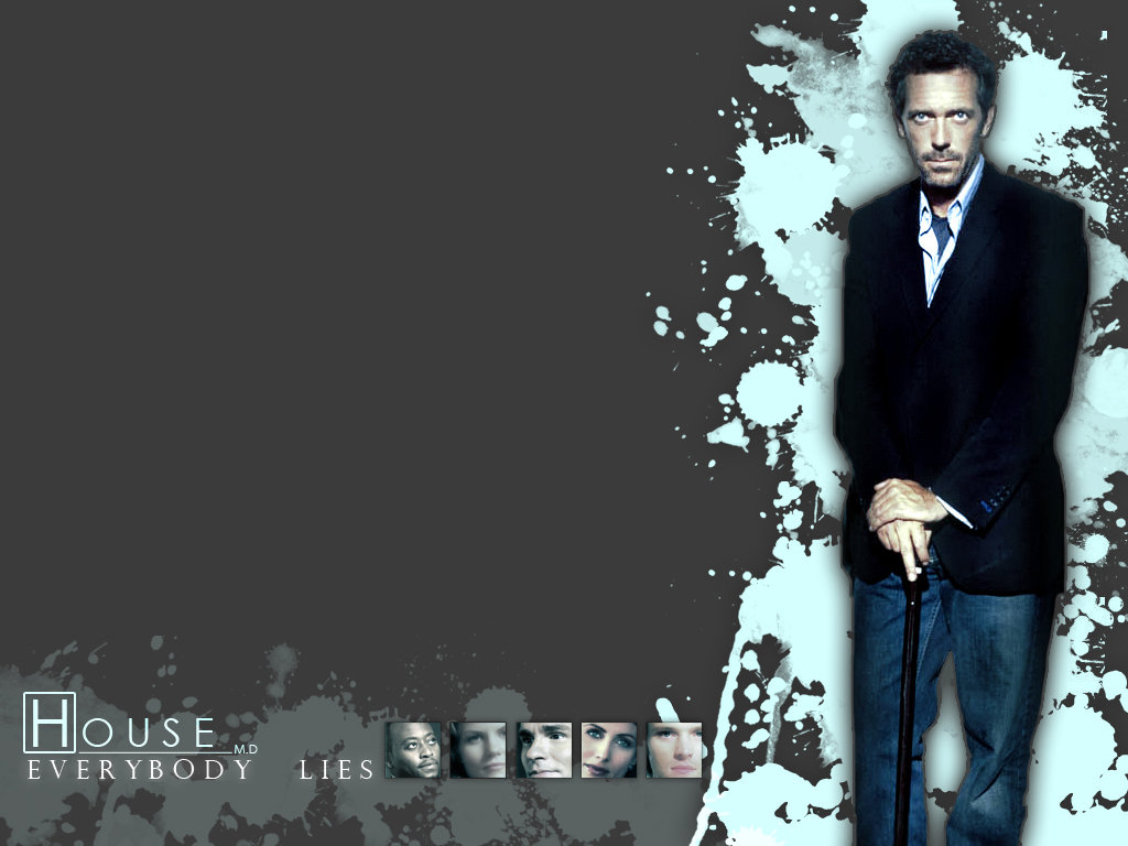 Awesome Dr. House free background ID:156659 for hd 1024x768 desktop