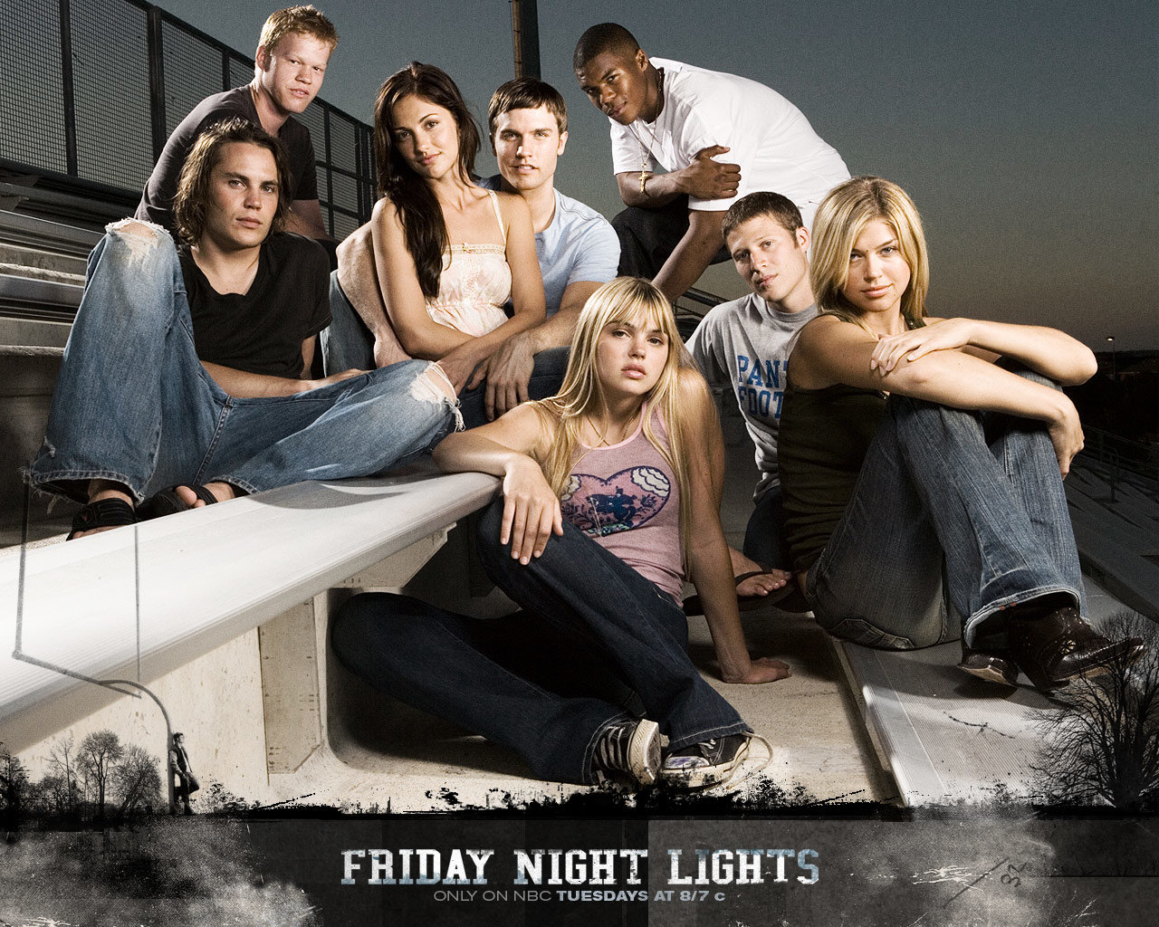 Awesome Friday Night Lights Free Wallpaper Id101242 For Hd