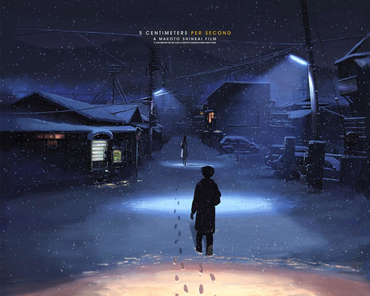 Free 5 (cm) Centimeters Per Second high quality background ID:90020 for hd 1280x1024 PC