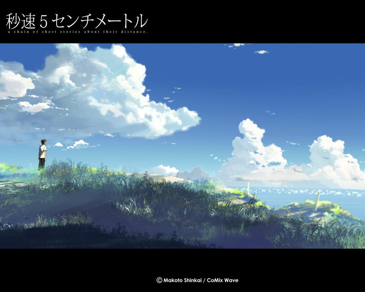 Best 5 (cm) Centimeters Per Second wallpaper ID:90042 for High Resolution hd 1280x1024 computer