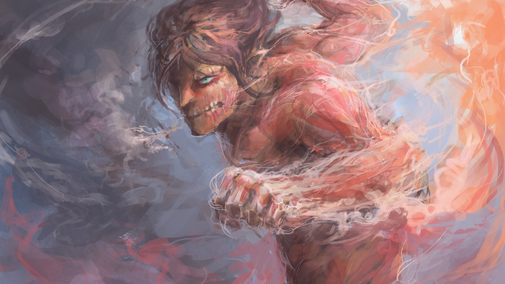 Free Attack On Titan high quality background ID:206016 for hd 1920x1080 computer