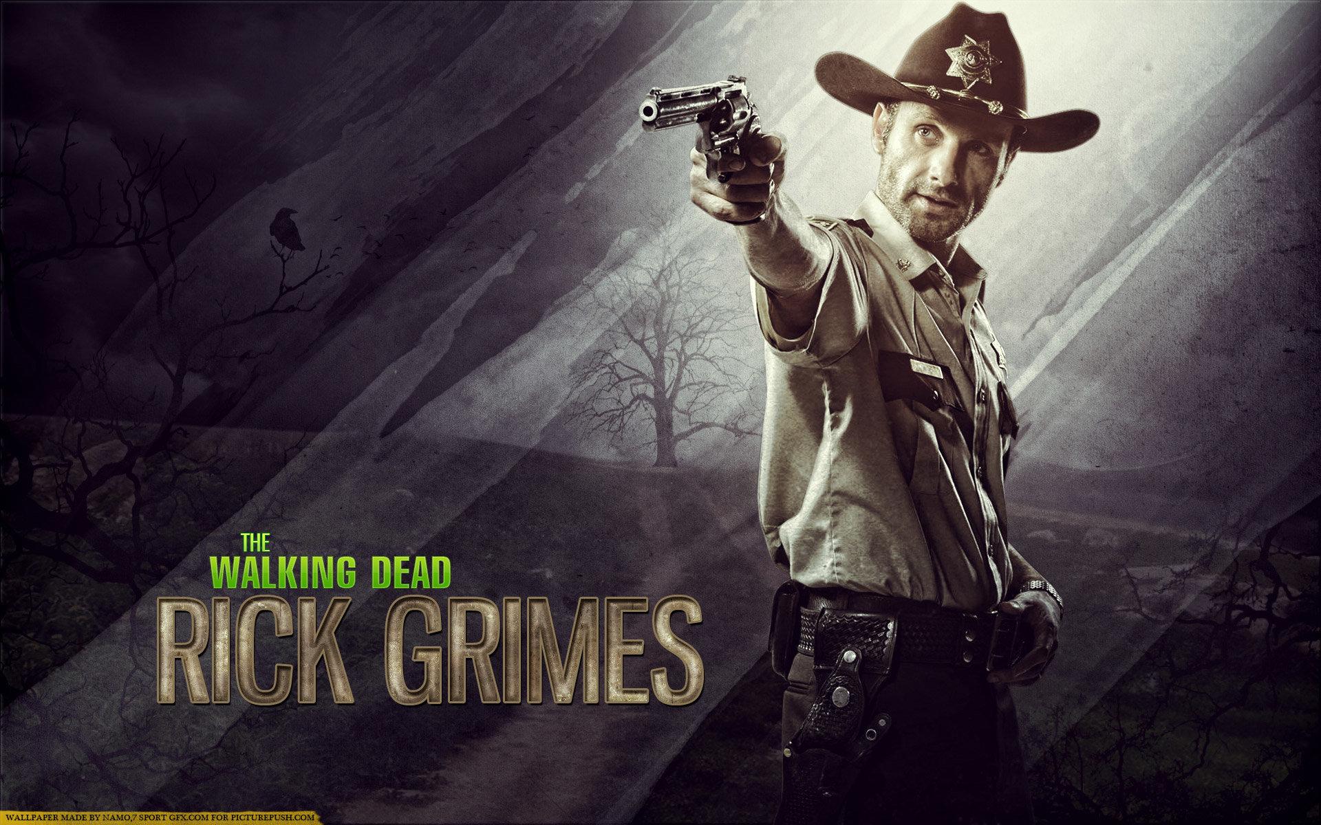 The Walking Dead Wallpapers 1920x1200 Desktop Backgrounds