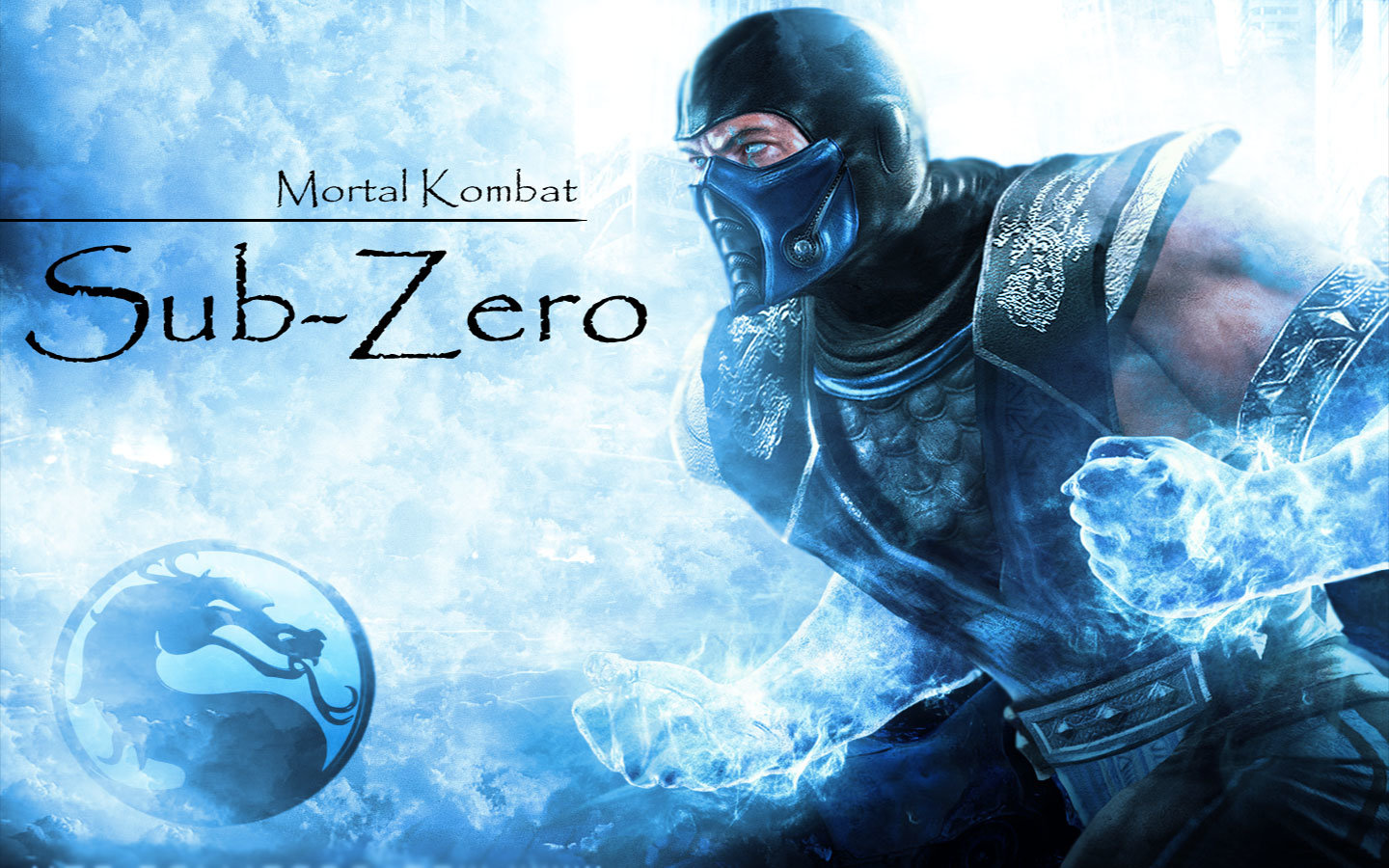 Free Download Sub Zero Mortal Kombat Wallpaper Id 183075 Hd