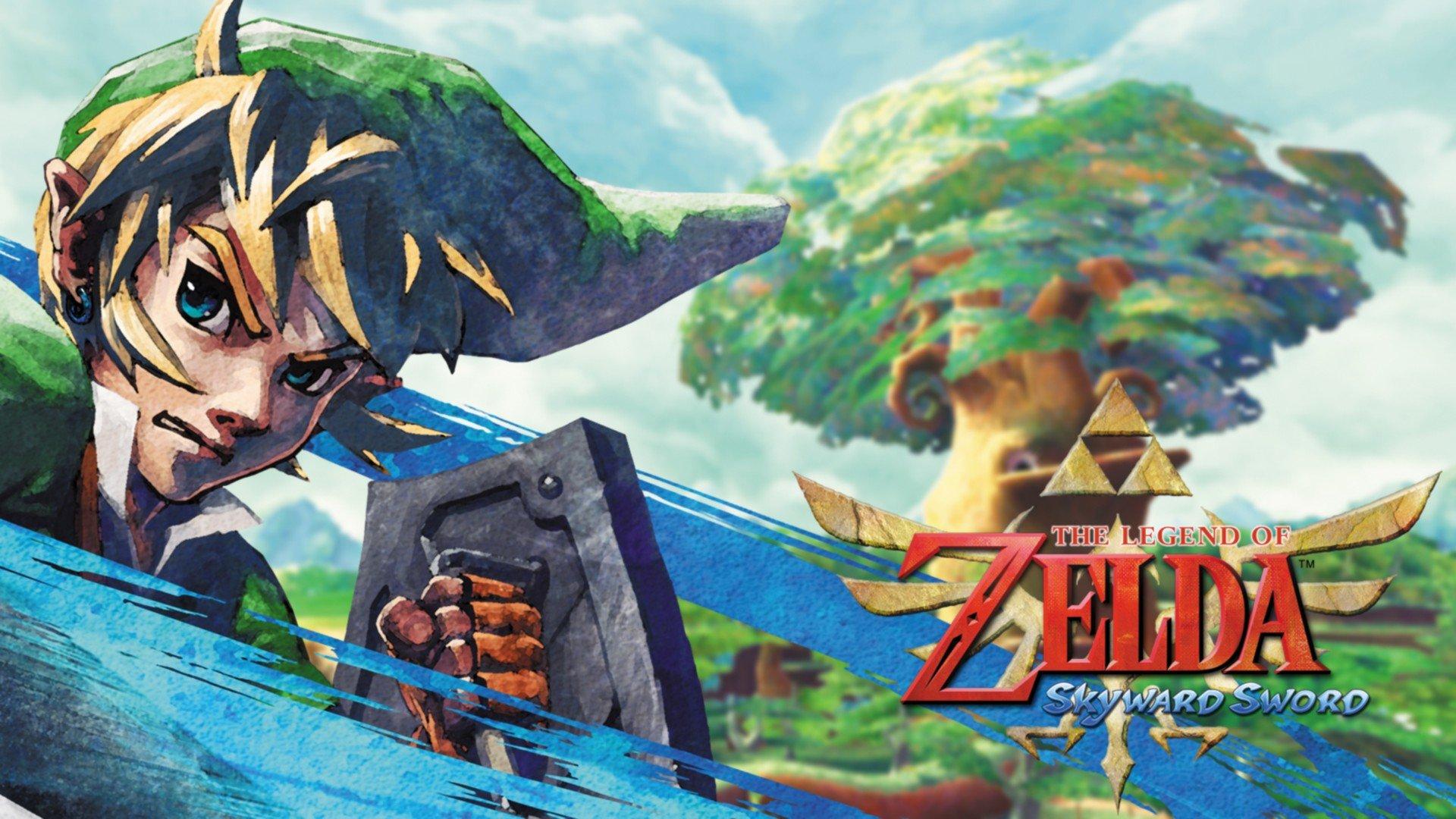 Free The Legend Of Zelda Skyward Sword High Quality Wallpaper Id