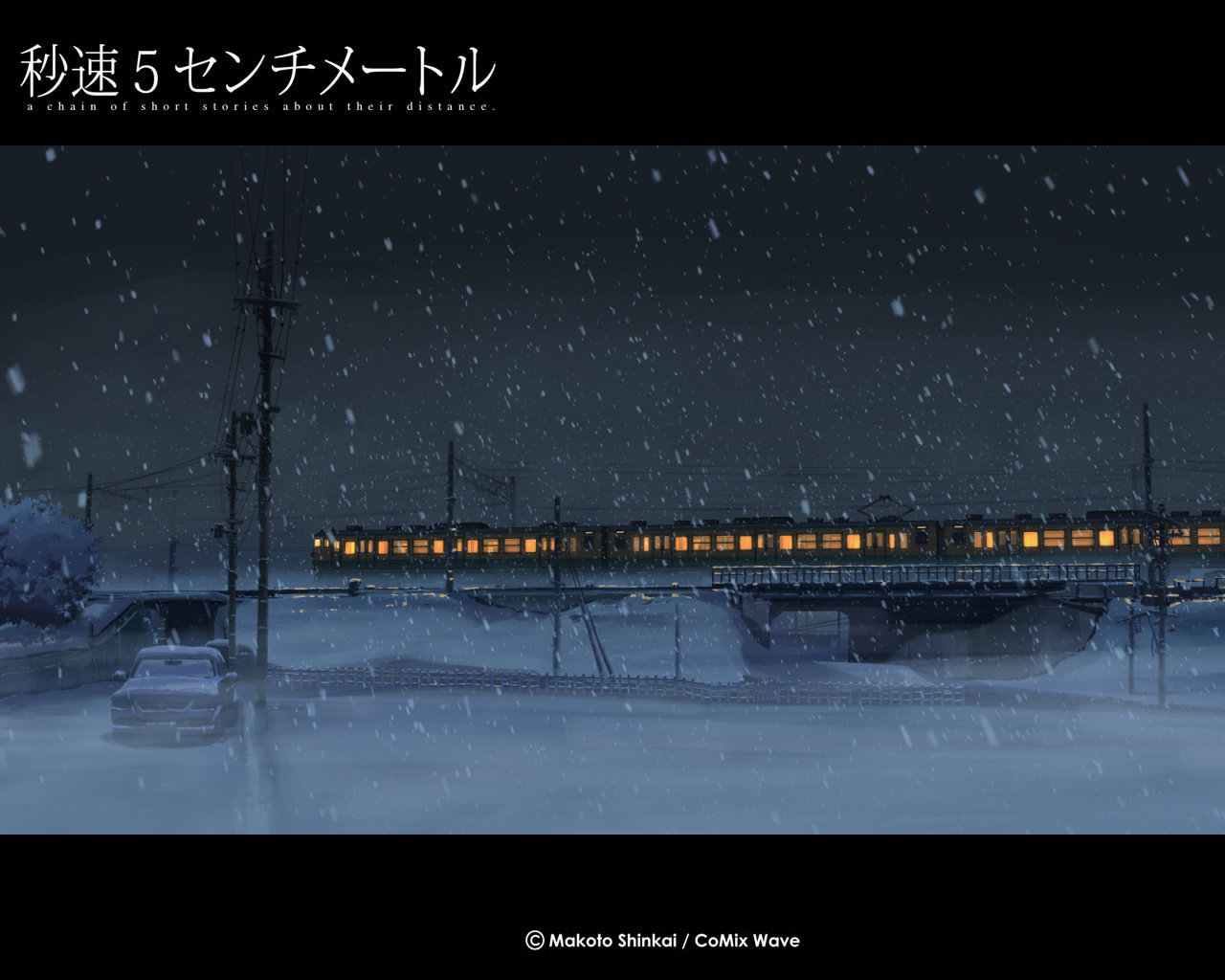 High resolution 5 (cm) Centimeters Per Second hd 1280x1024 background ID:90022 for desktop