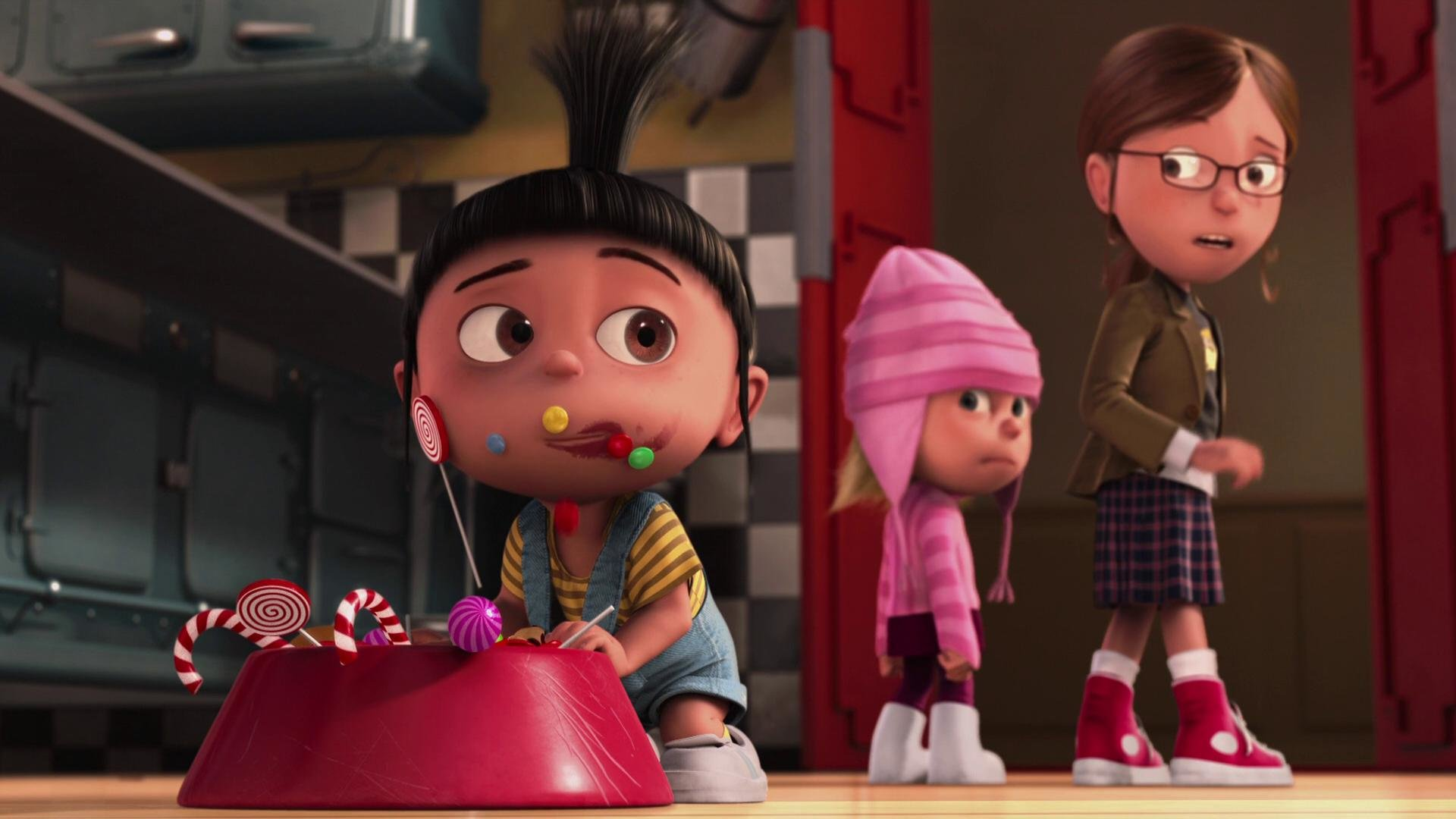 Best Agnes (Despicable Me) background ID:407986 for High Resolution full hd desktop