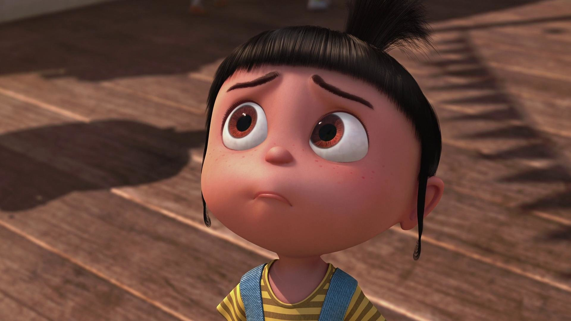 High resolution Agnes (Despicable Me) full hd 1920x1080 wallpaper ID:408063 for PC